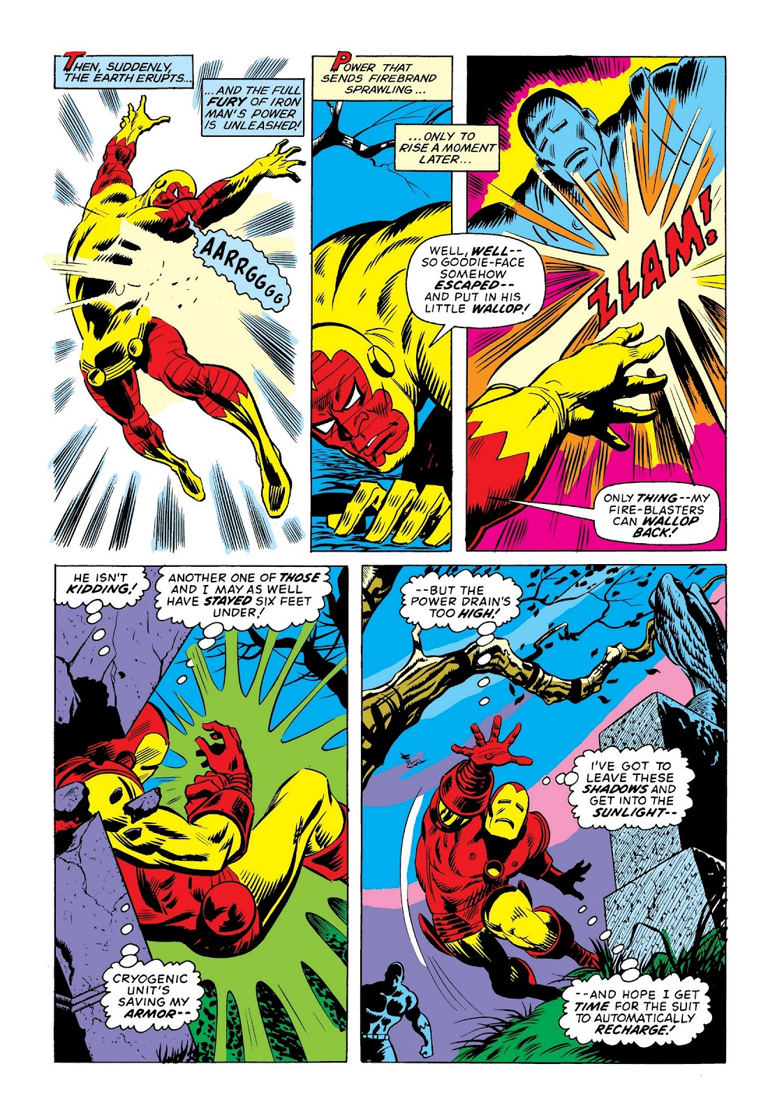 Read online Marvel Masterworks: The Invincible Iron Man comic -  Issue # TPB 9 (Part 2) - 27