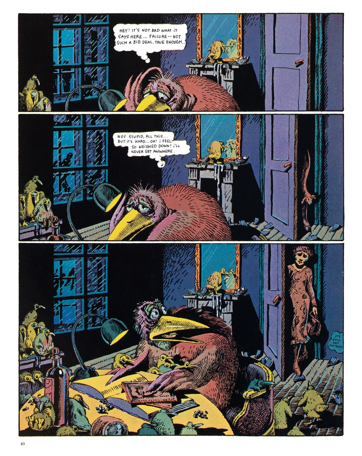 Read online The Green Hand and Other Stories comic -  Issue # TPB - 39