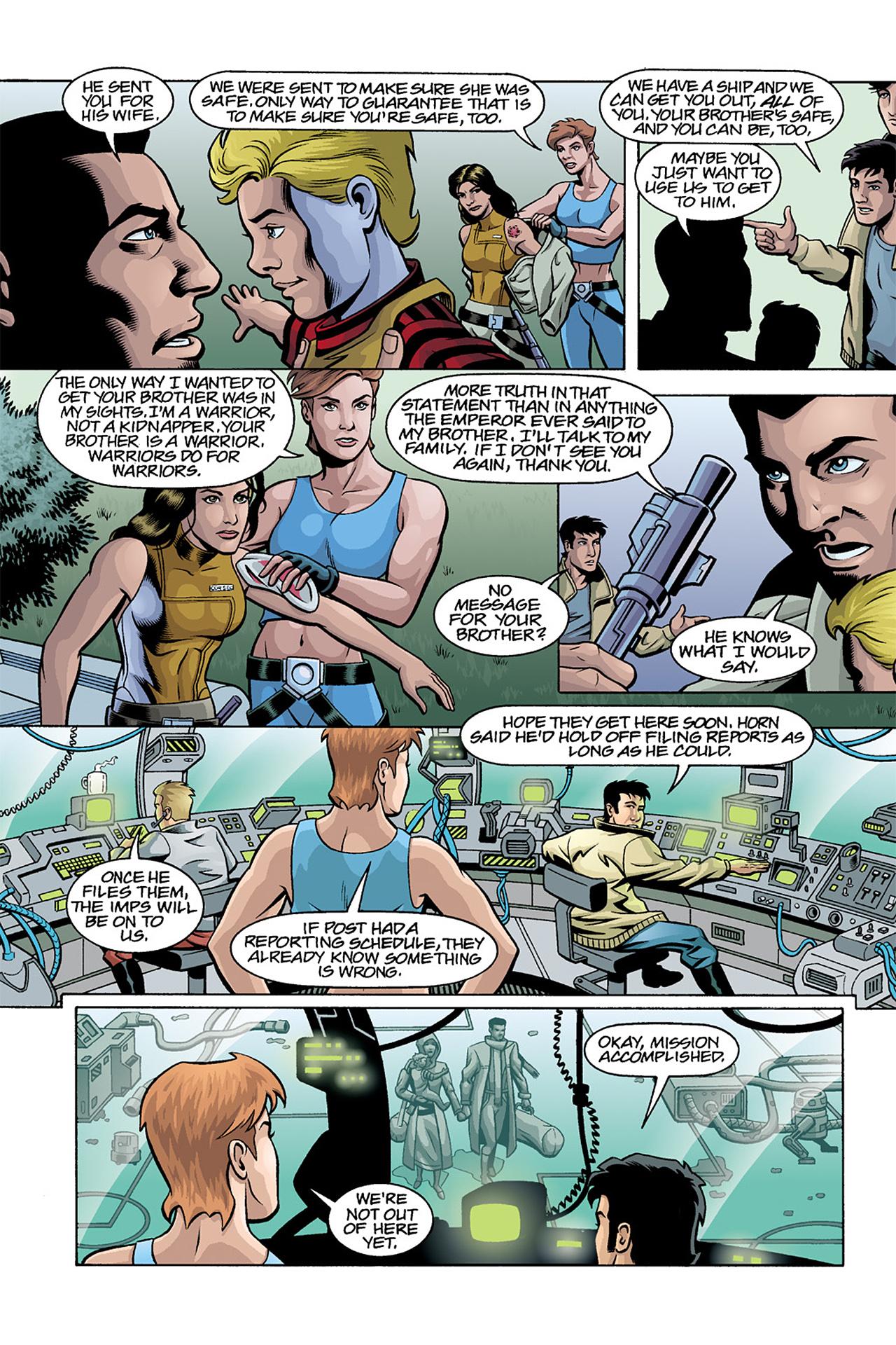 Read online Star Wars Omnibus comic -  Issue # Vol. 3 - 174