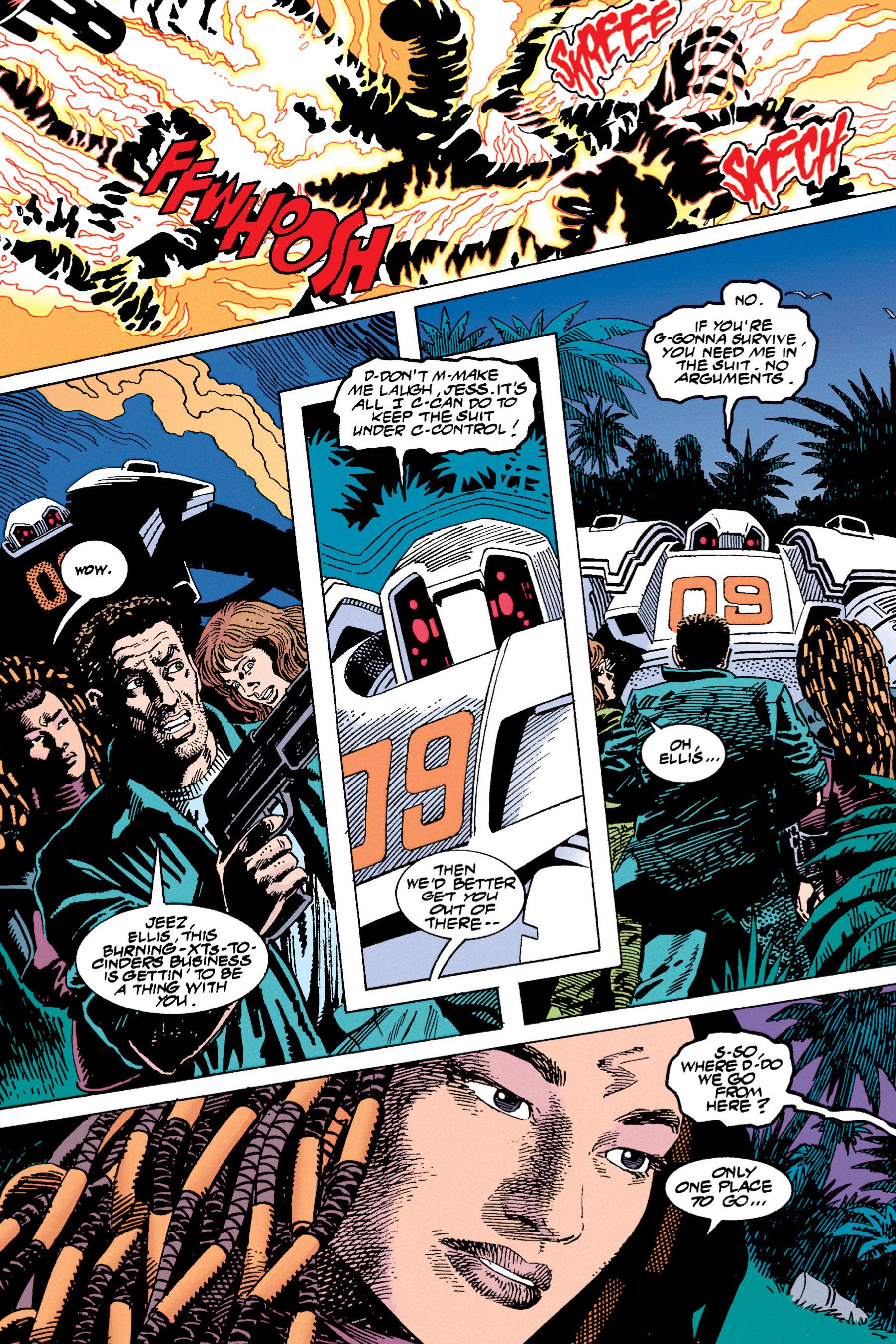Read online Aliens vs. Predator Omnibus comic -  Issue # _TPB 1 Part 4 - 24