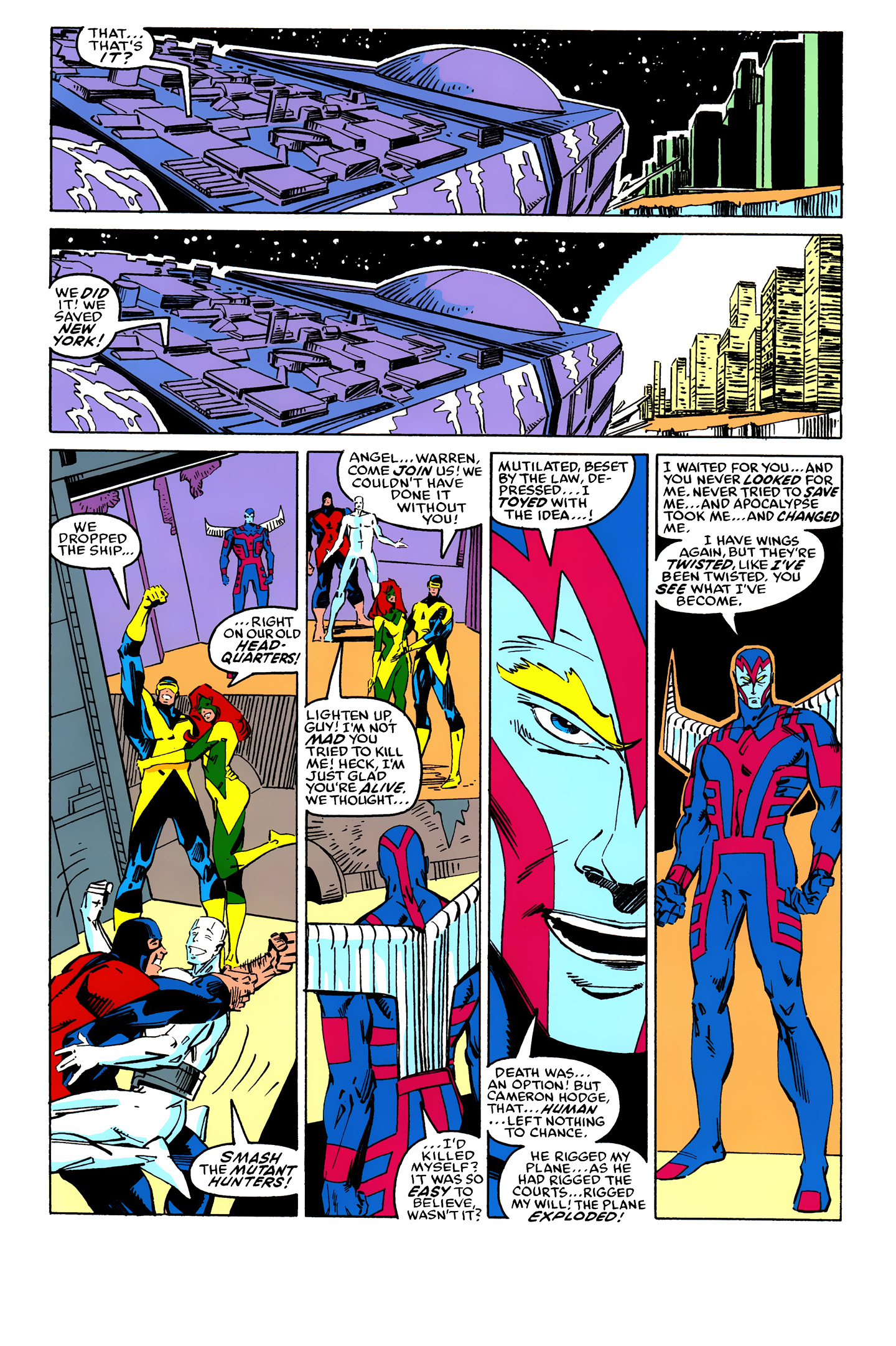Read online X-Factor (1986) comic -  Issue #25 - 38