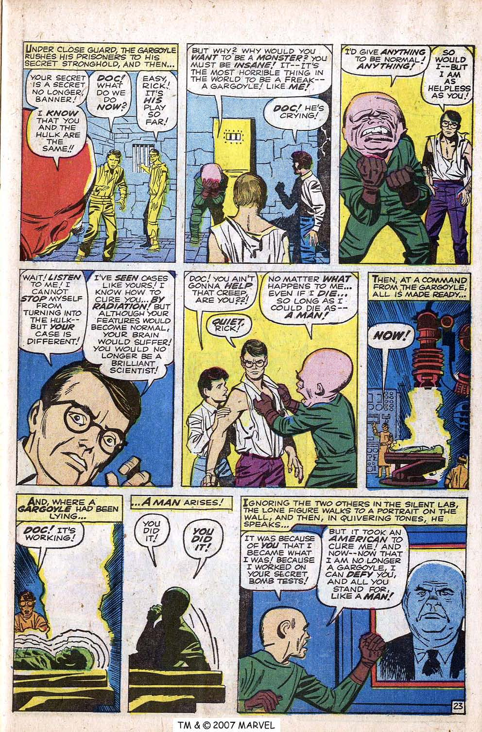 The Incredible Hulk (1962) issue 1 - Page 31