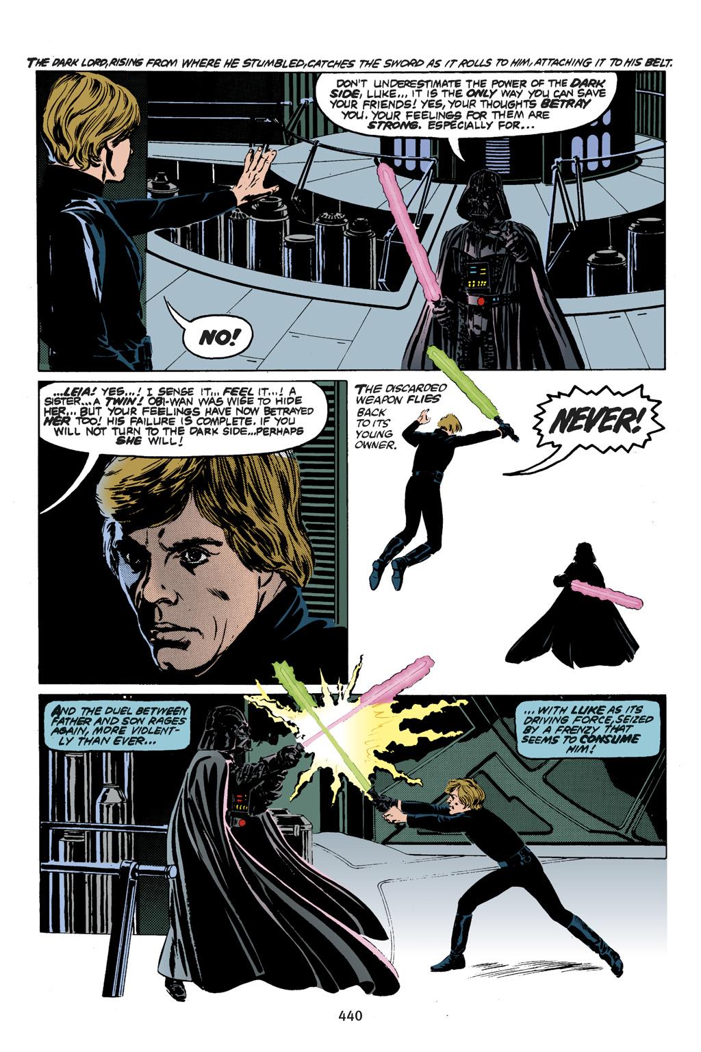 Read online Star Wars Omnibus comic -  Issue # Vol. 18.5 - 157