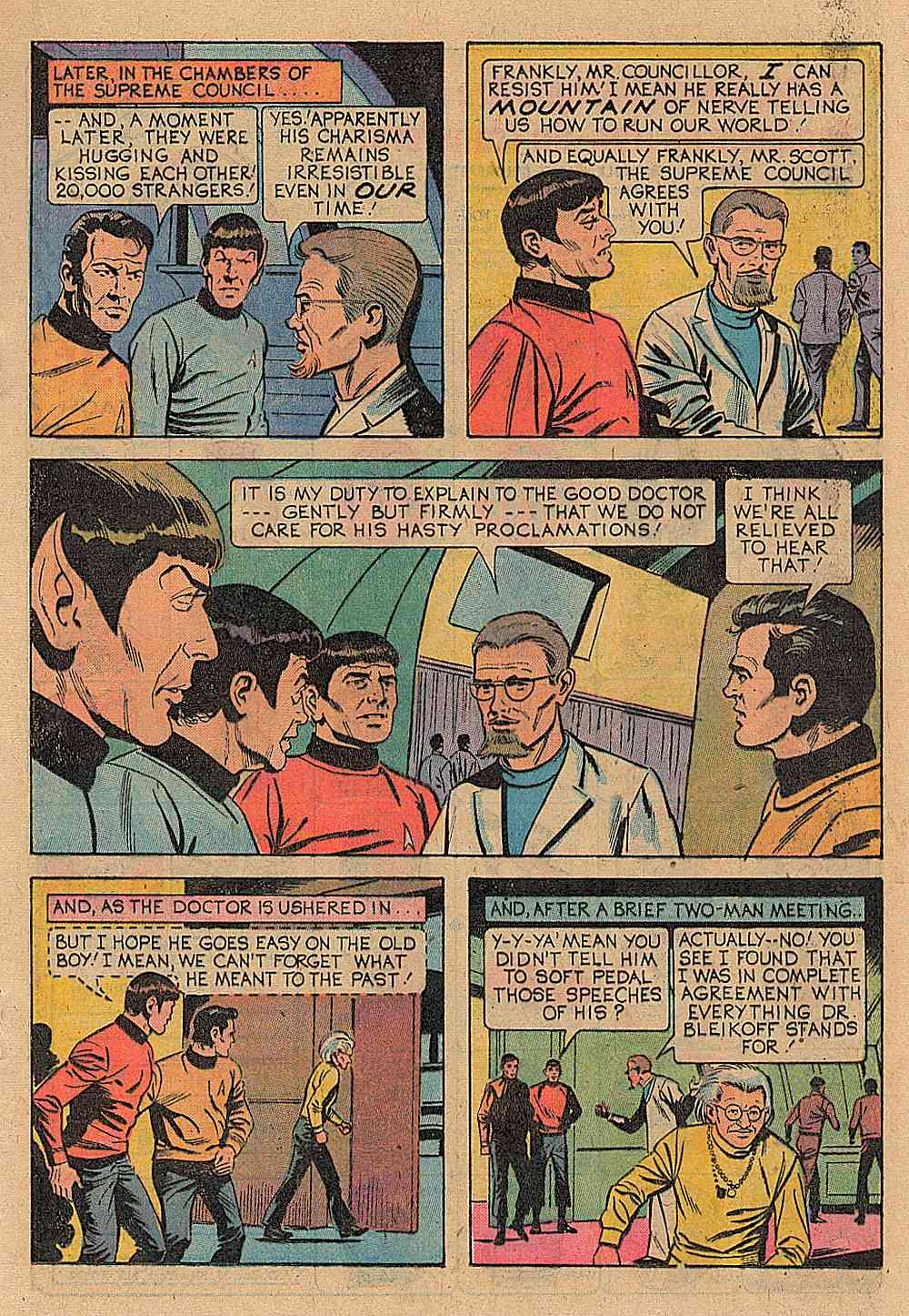 Star Trek (1967) issue 39 - Page 13