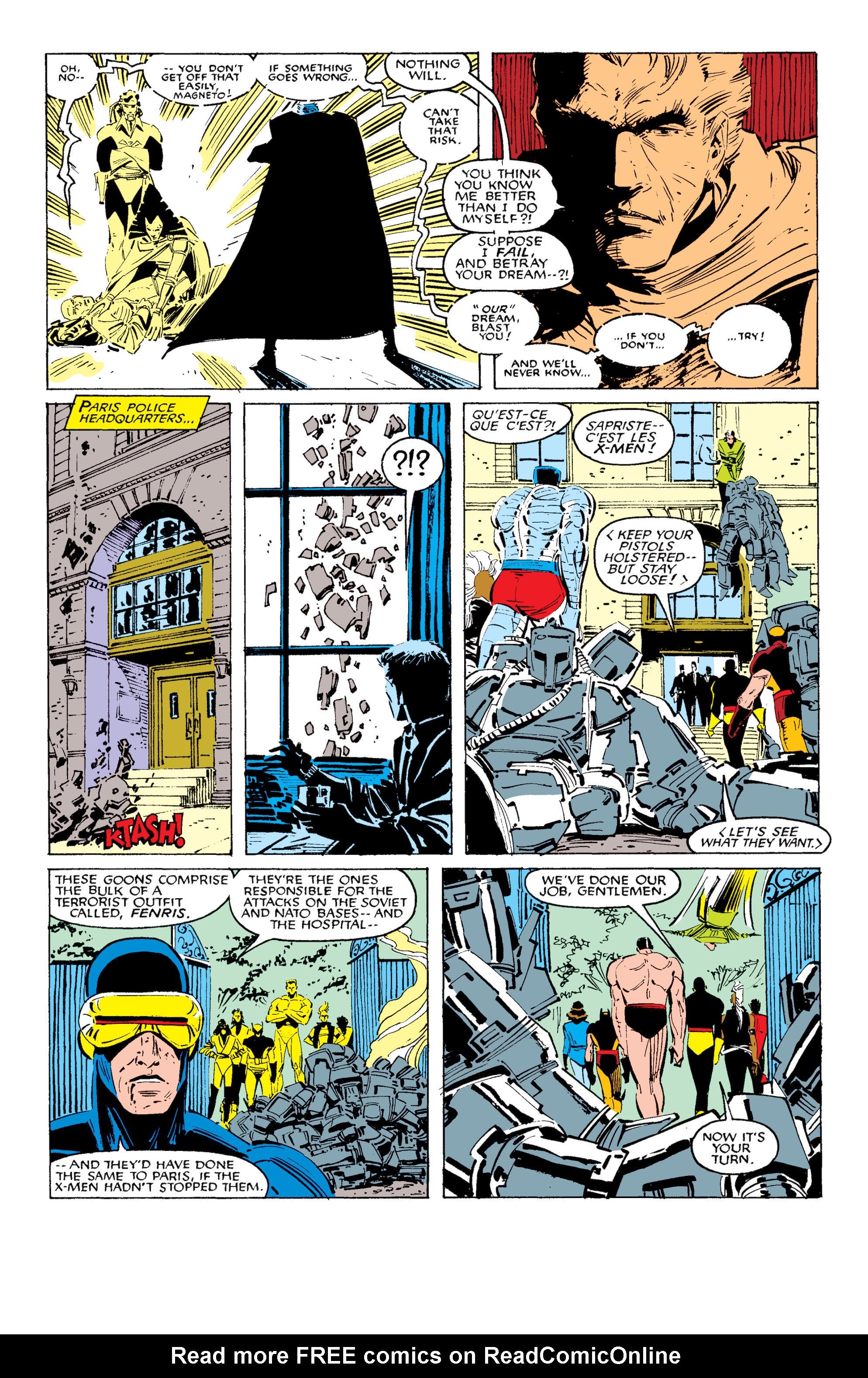 Read online Uncanny X-Men (1963) comic -  Issue #200 - 40