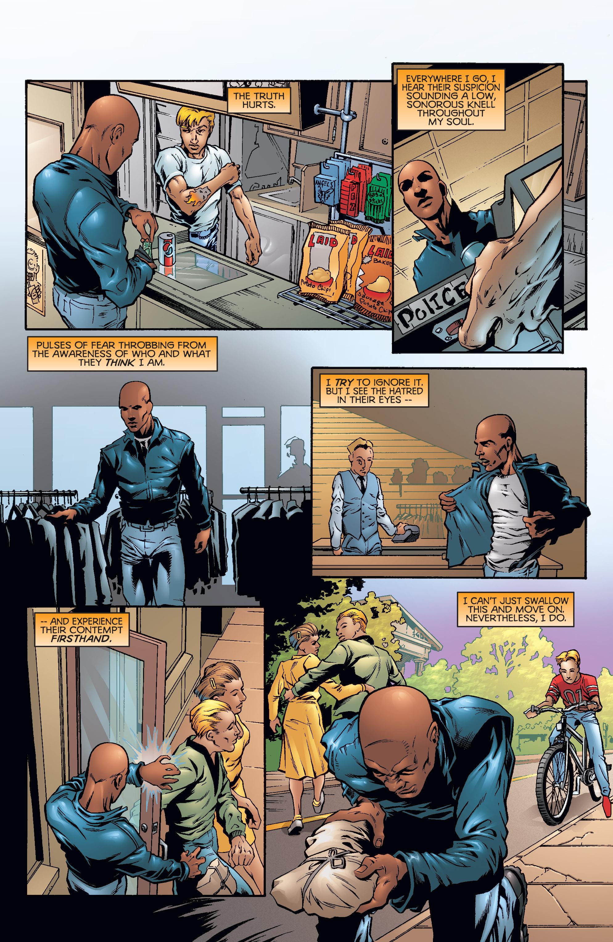 Read online Shadowman (1997) comic -  Issue #19 - 7