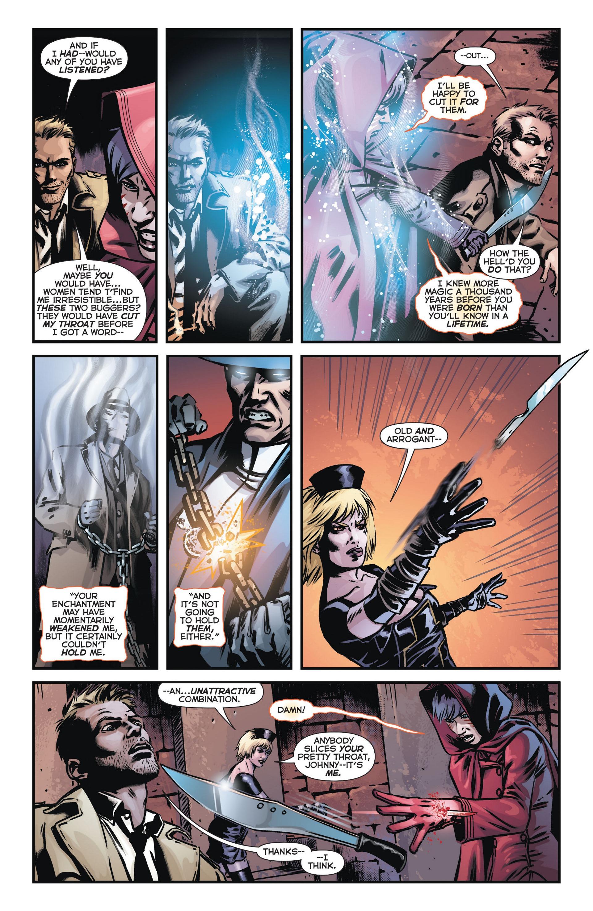 Read online Trinity of Sin: The Phantom Stranger comic -  Issue #14 - 4