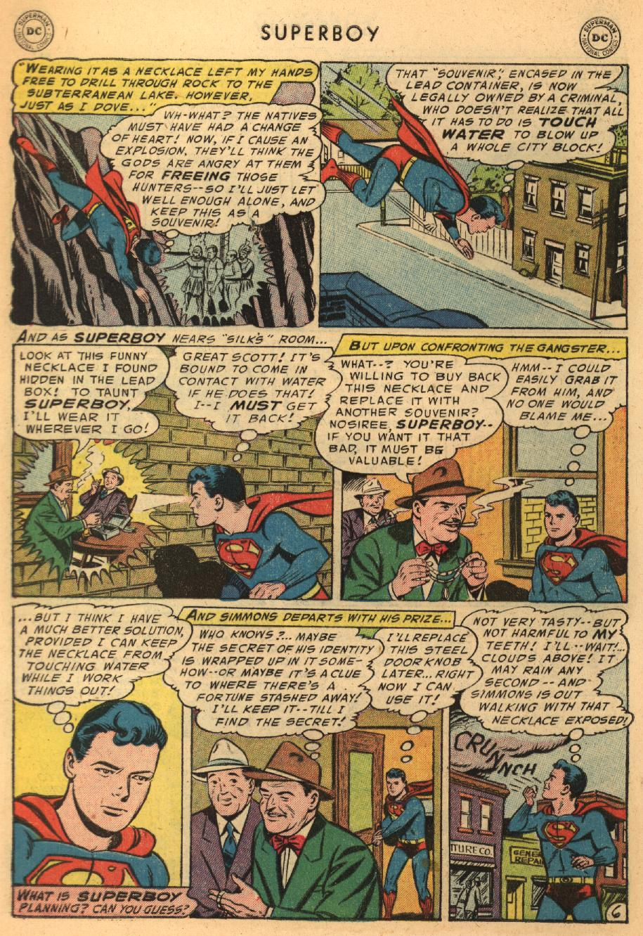 Superboy (1949) issue 45 - Page 7