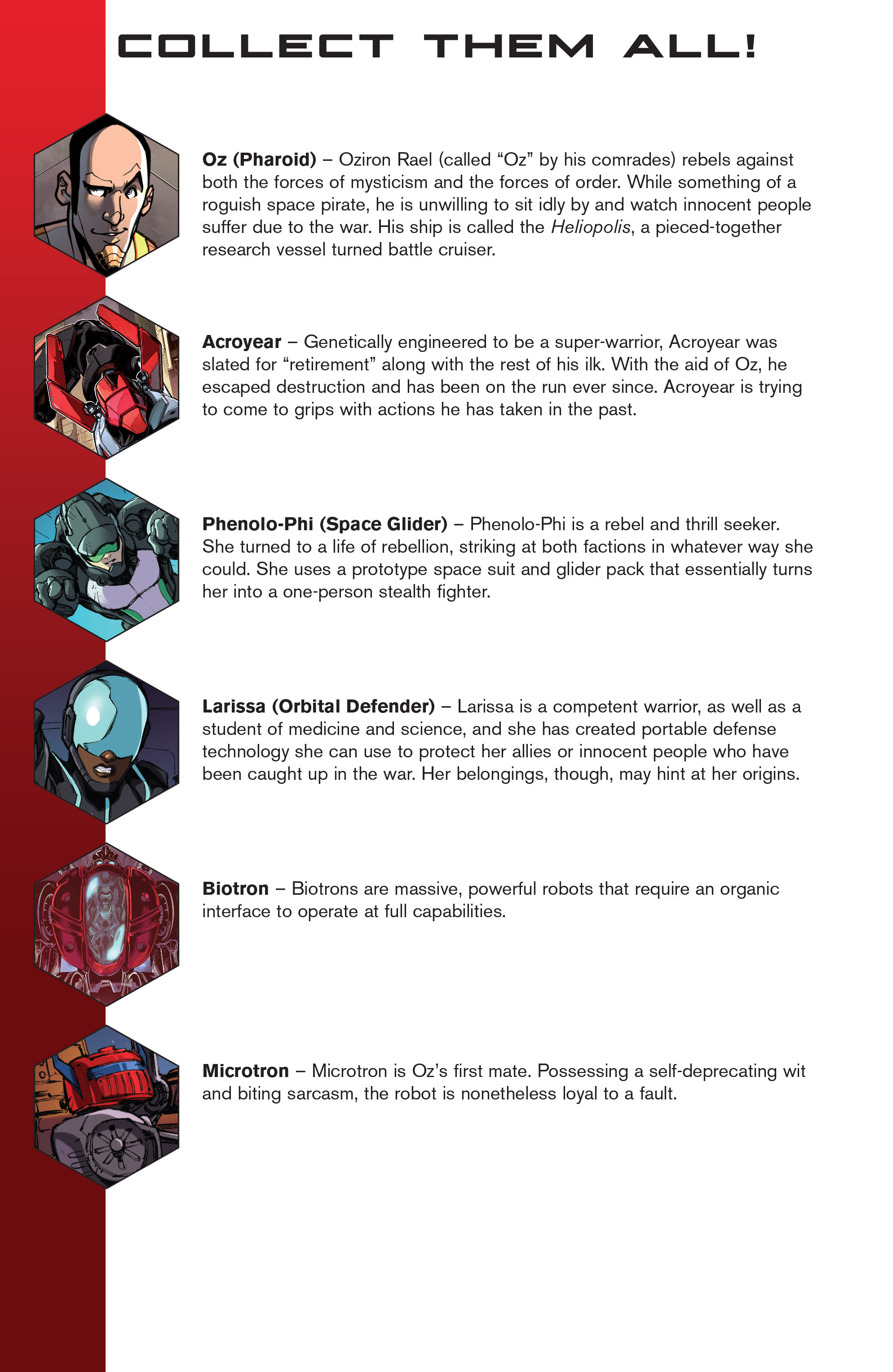 Read online Micronauts: Wrath of Karza comic -  Issue #1 - 4