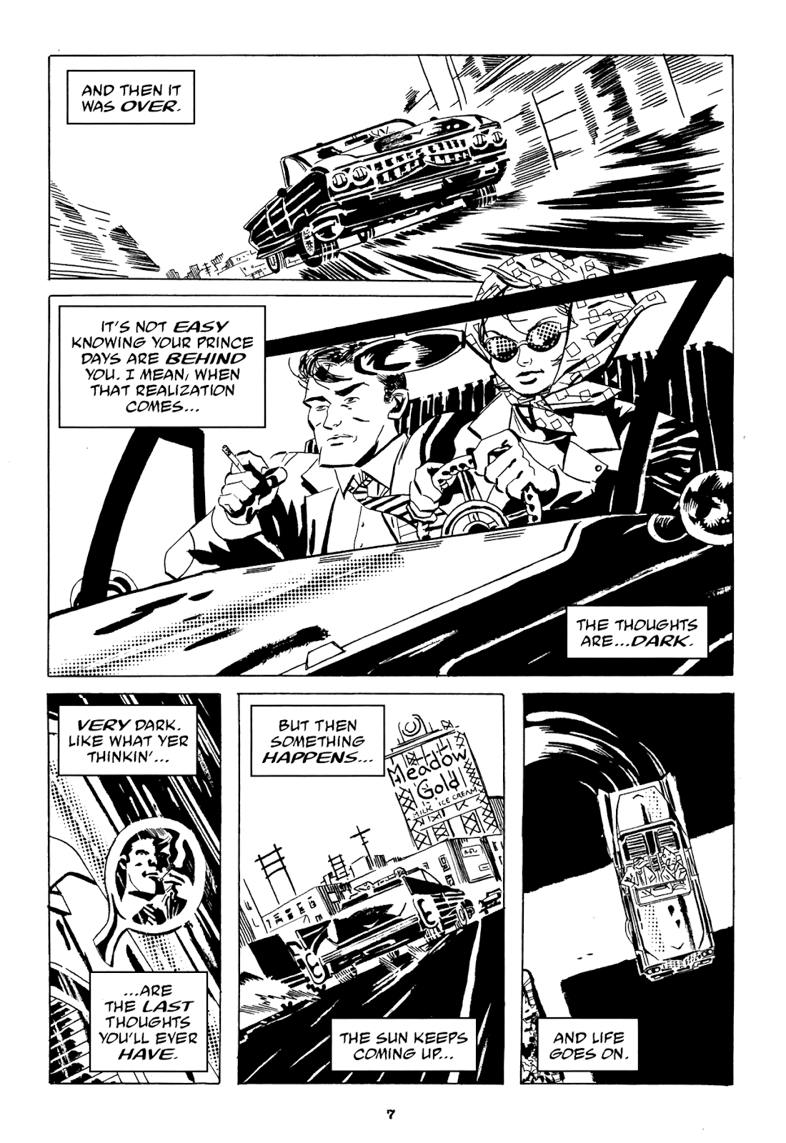 Read online Filthy Rich comic -  Issue # TPB (Part 1) - 9
