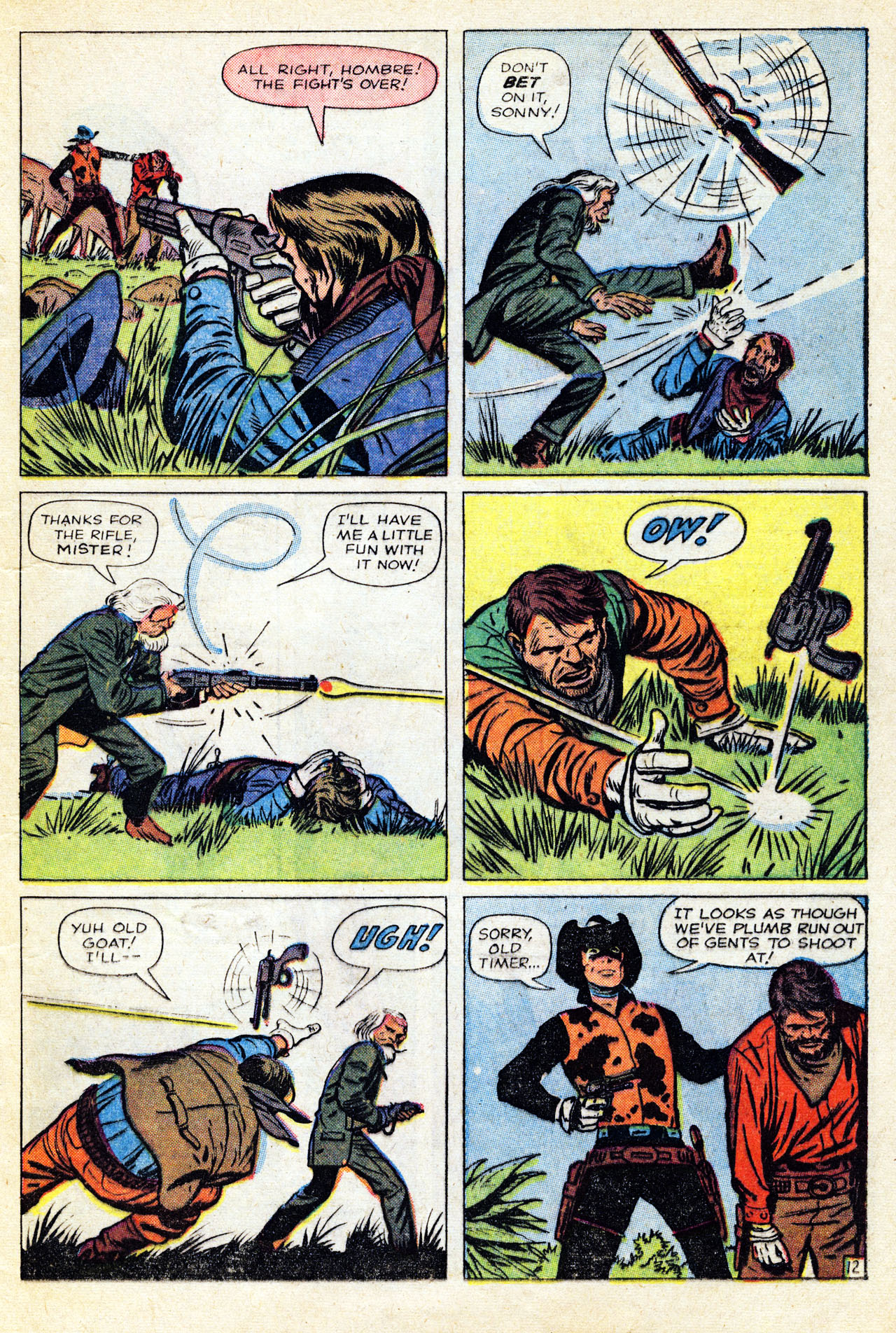 Read online Two-Gun Kid comic -  Issue #60 - 17