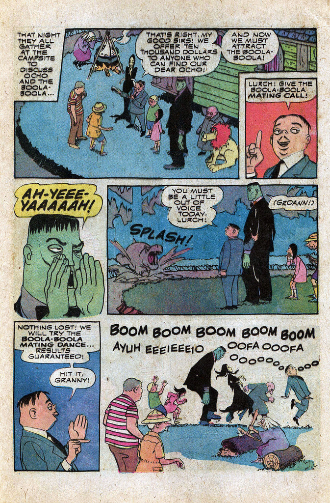 Read online Addams Family comic -  Issue #1 - 14