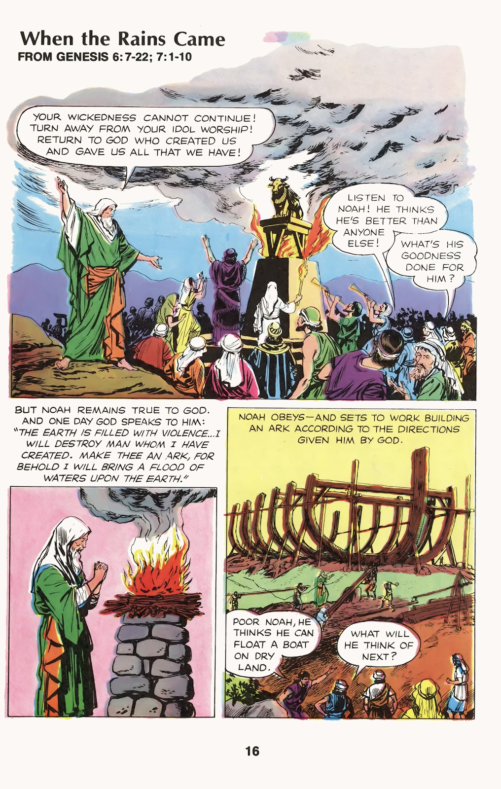 The Picture Bible issue TPB (Part 1) - Page 18