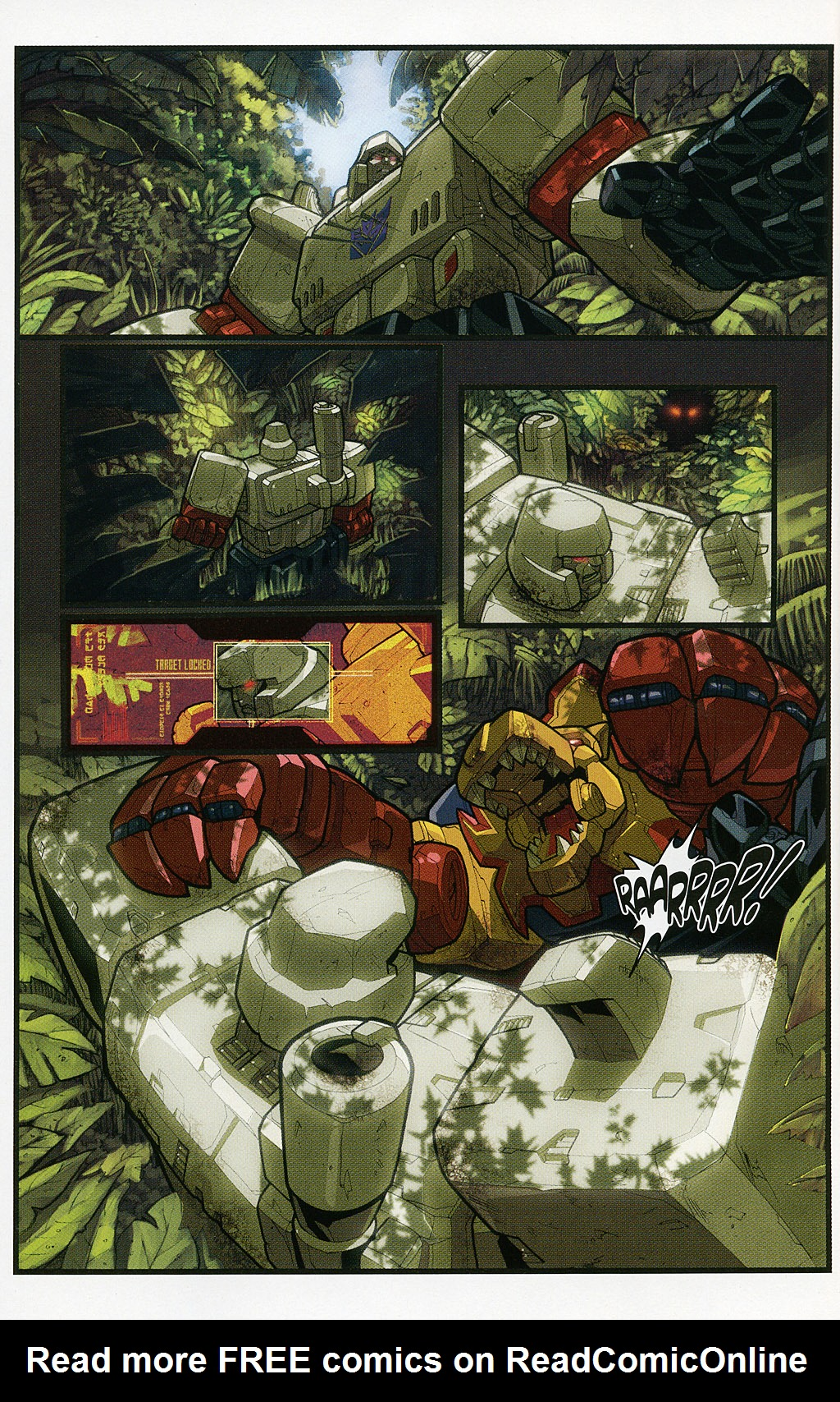 Read online Transformers 20th Anniversary Summer Special comic -  Issue # Full - 8