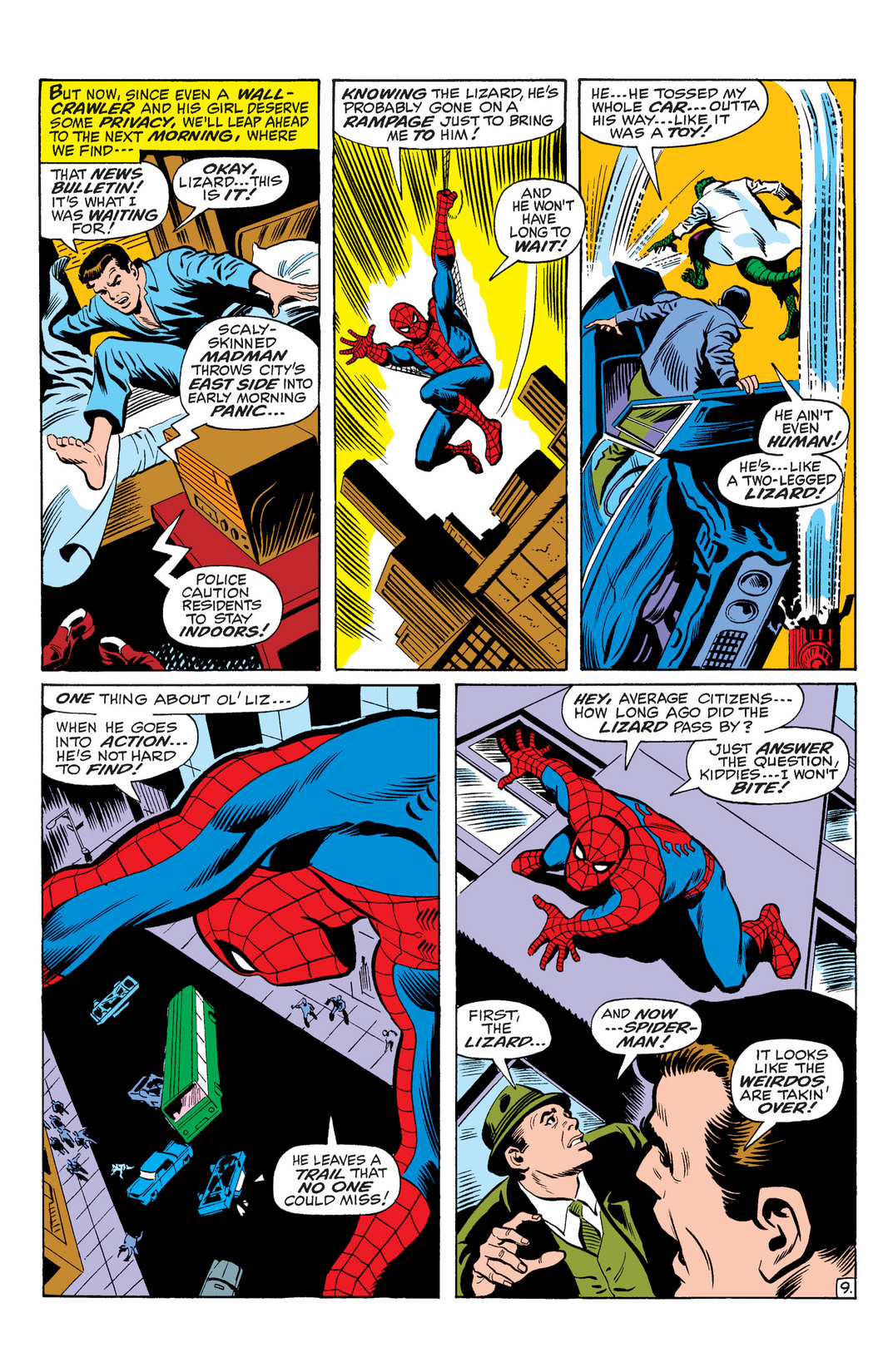 The Amazing Spider-Man (1963) 76 Page 9
