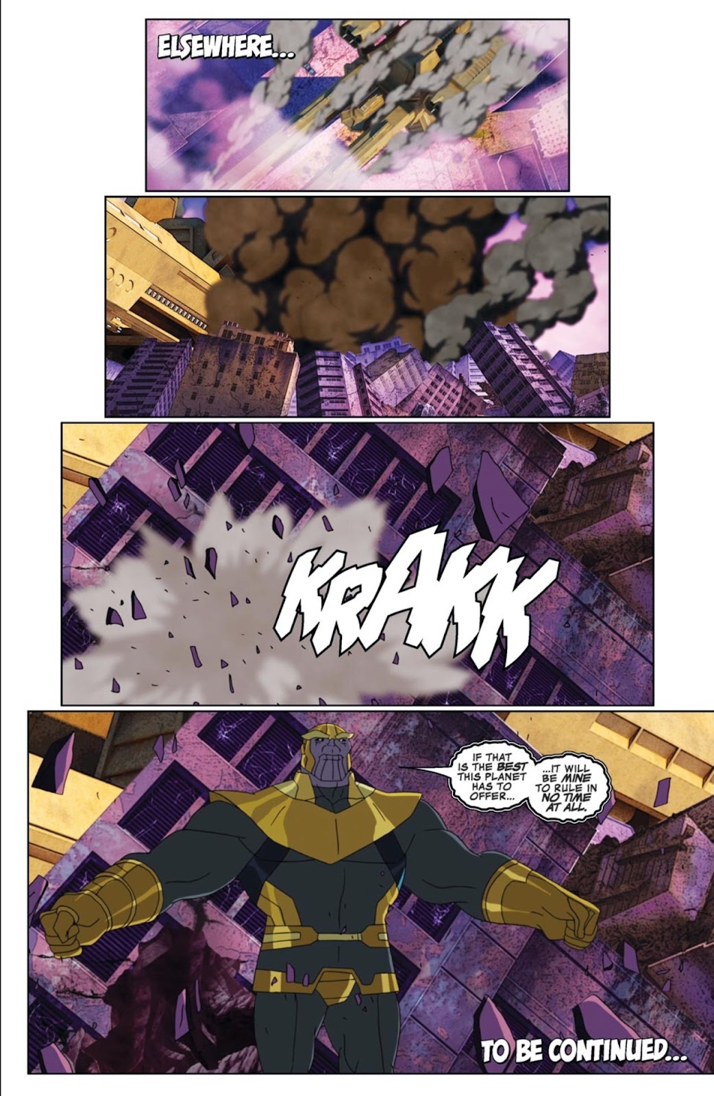 Read online Marvel Universe Avengers Assemble Season 2 comic -  Issue #1 - 22