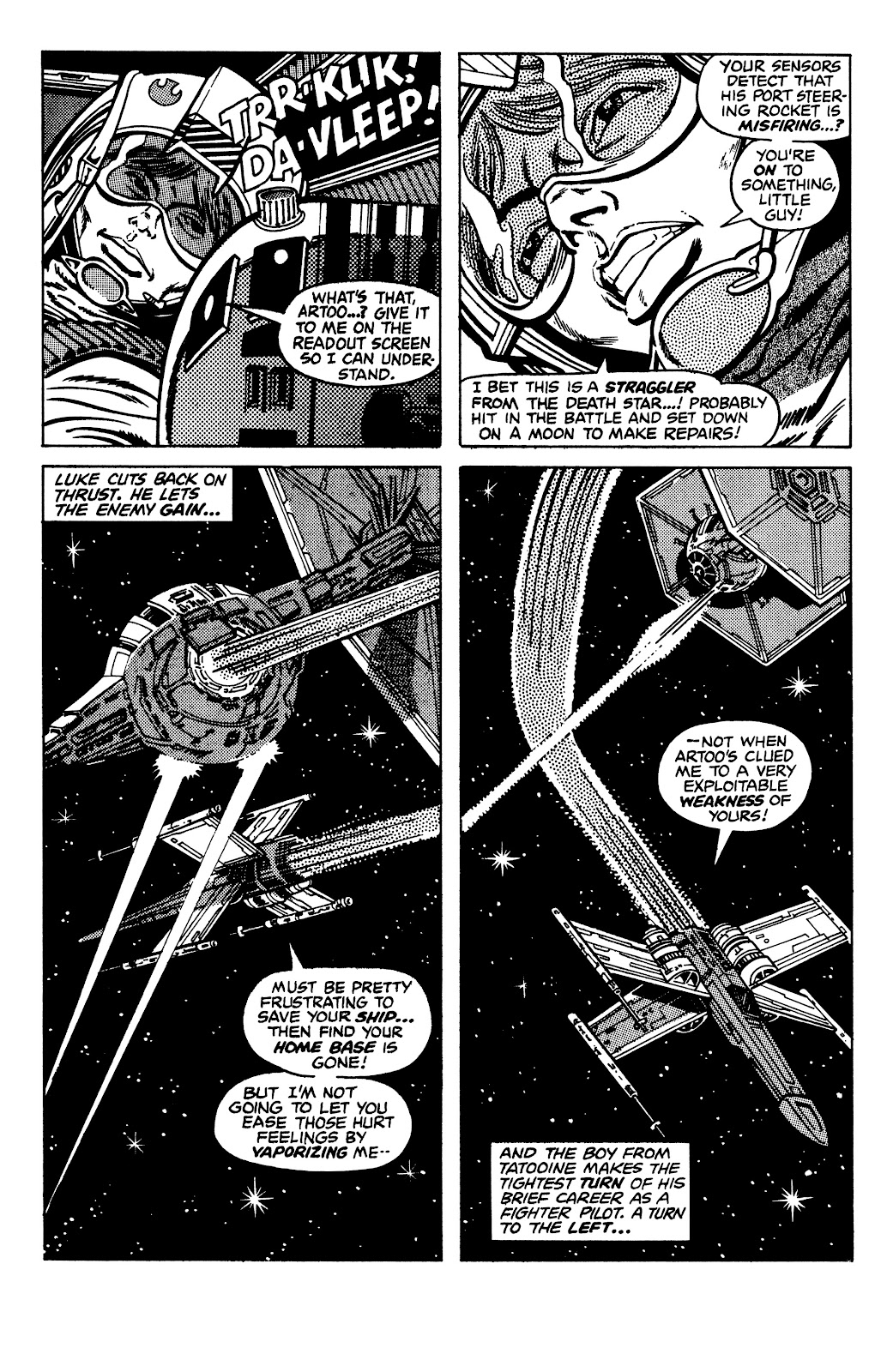 Read online Star Wars Legends: The Original Marvel Years - Epic Collection comic -  Issue # TPB 2 (Part 4) - 44