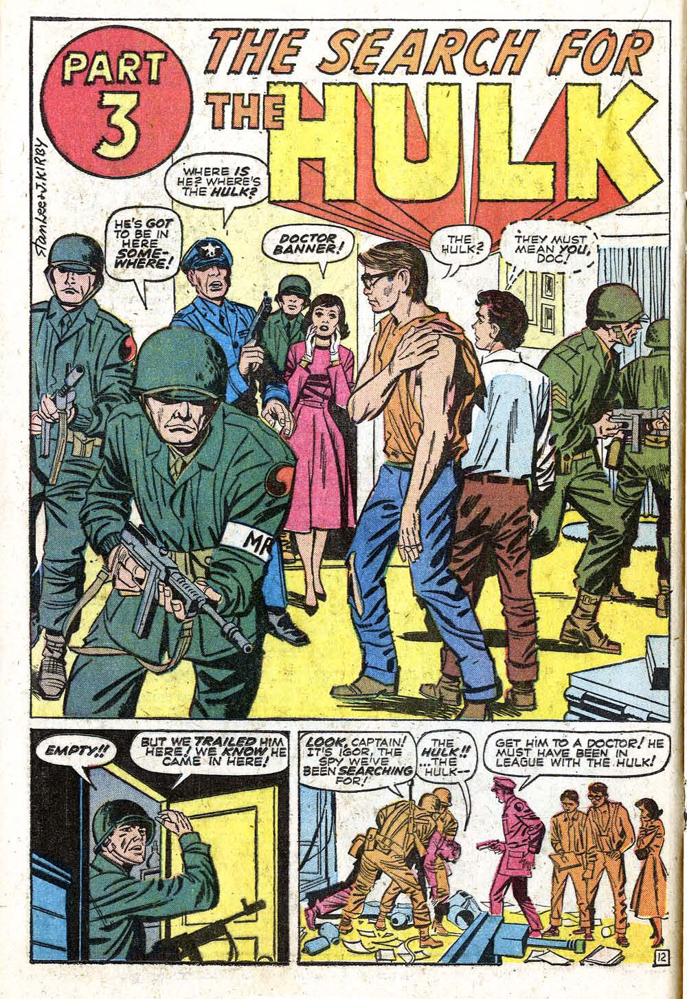 The Incredible Hulk (1962) issue 1 - Page 16