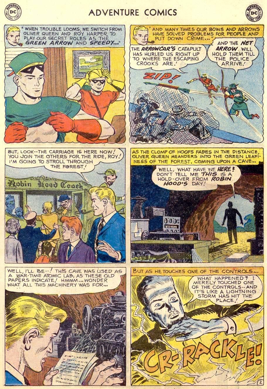 Read online Adventure Comics (1938) comic -  Issue #264 - 27