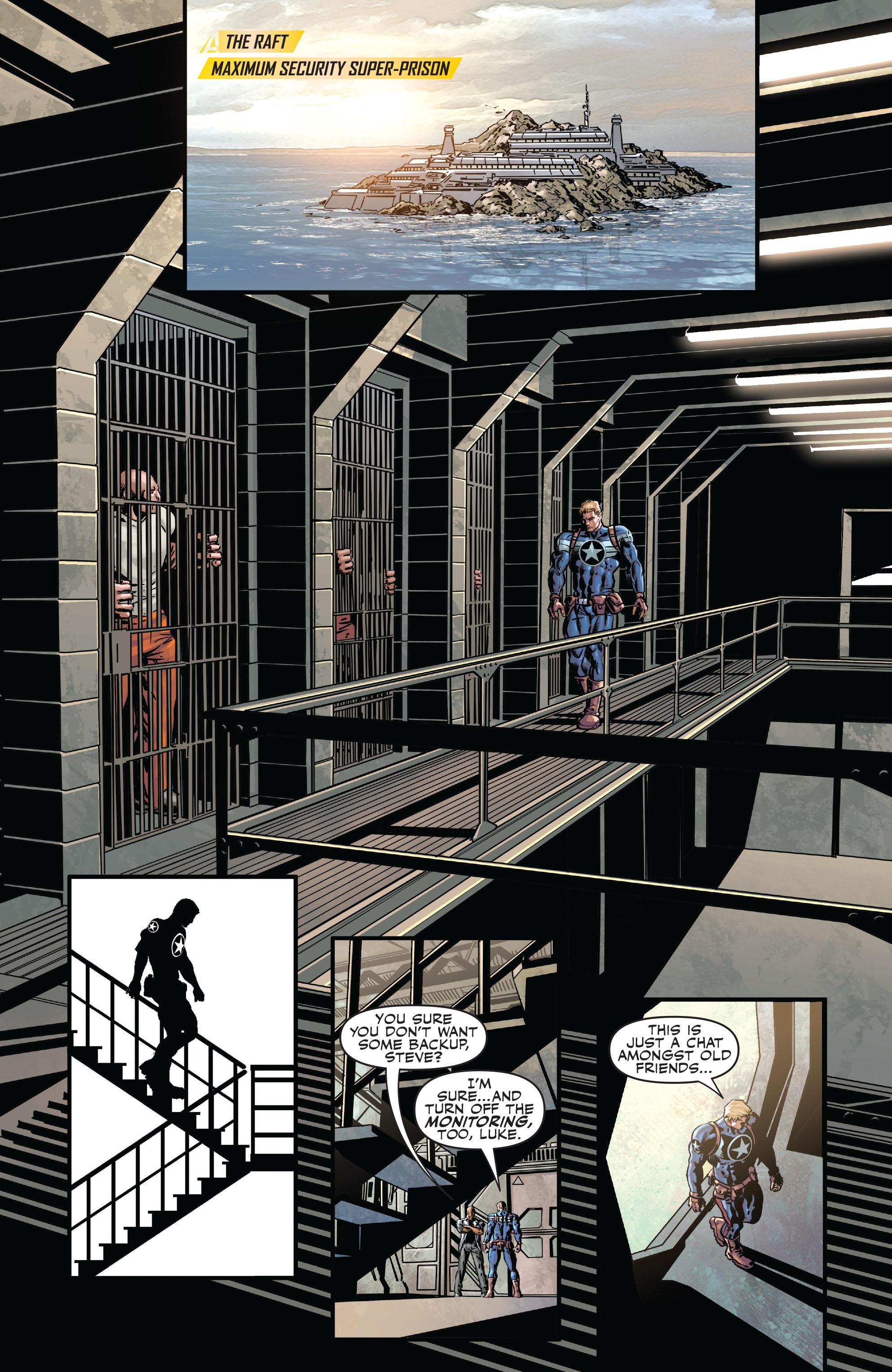 Read online Secret Avengers (2010) comic -  Issue #10 - 23