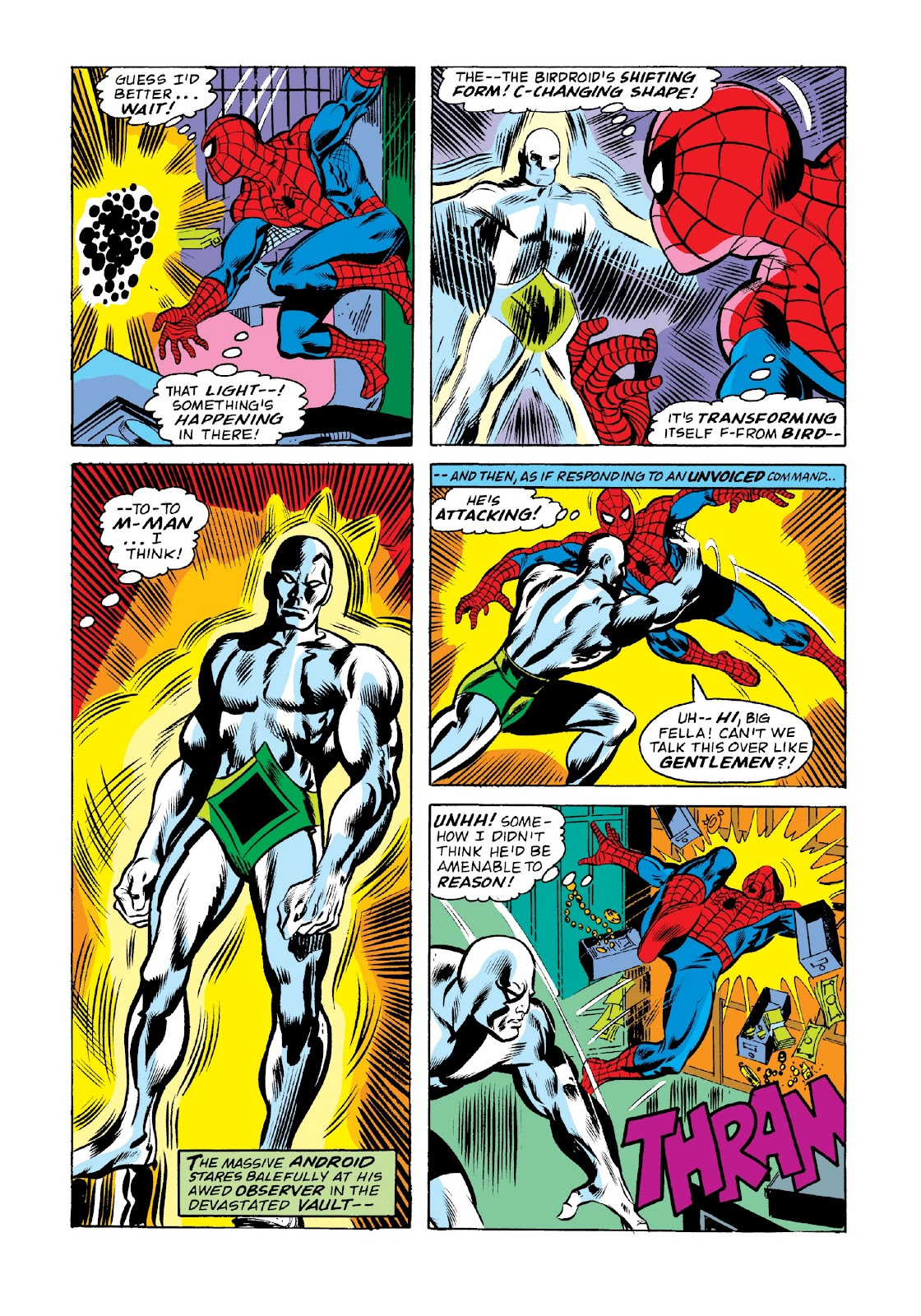 Read online Marvel Masterworks: The Spectacular Spider-Man comic -  Issue # TPB 2 (Part 2) - 87
