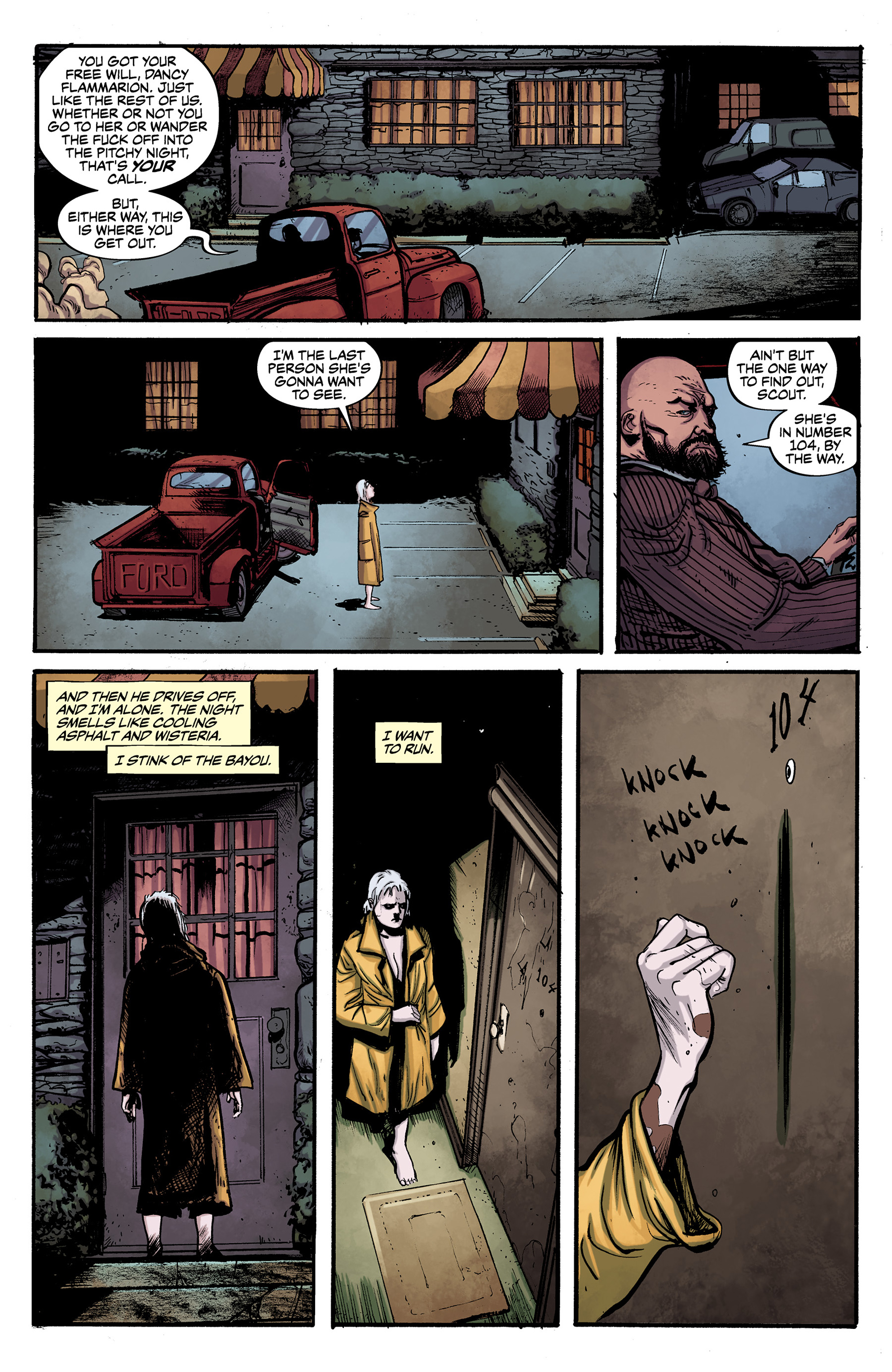 Read online Alabaster: The Good, the Bad and the Bird comic -  Issue #3 - 21