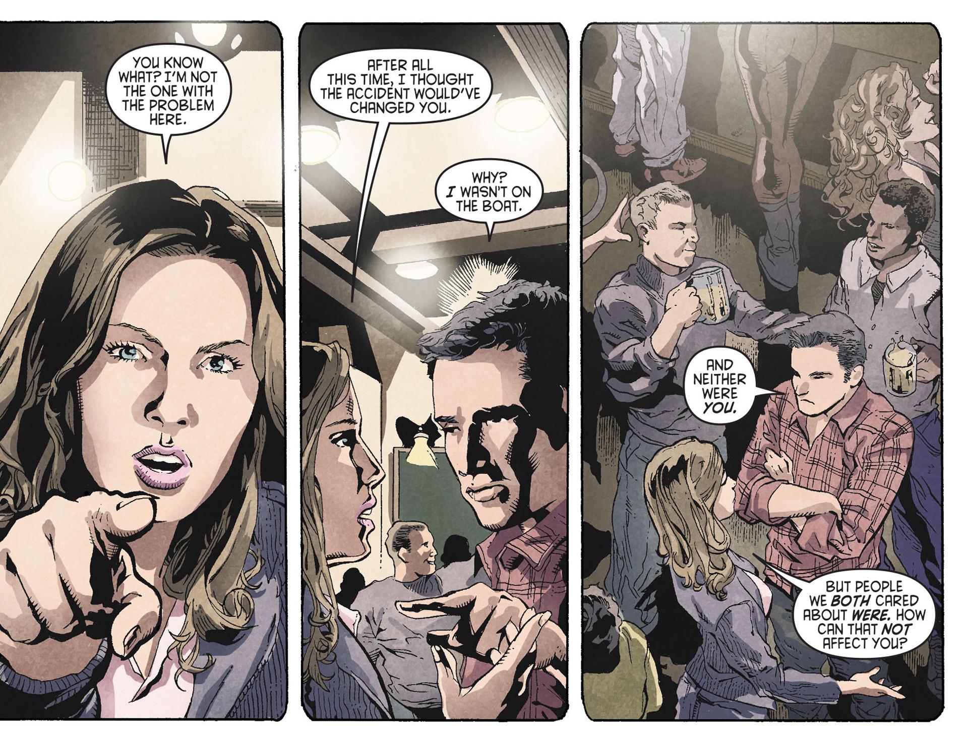 Read online Arrow [II] comic -  Issue #26 - 7