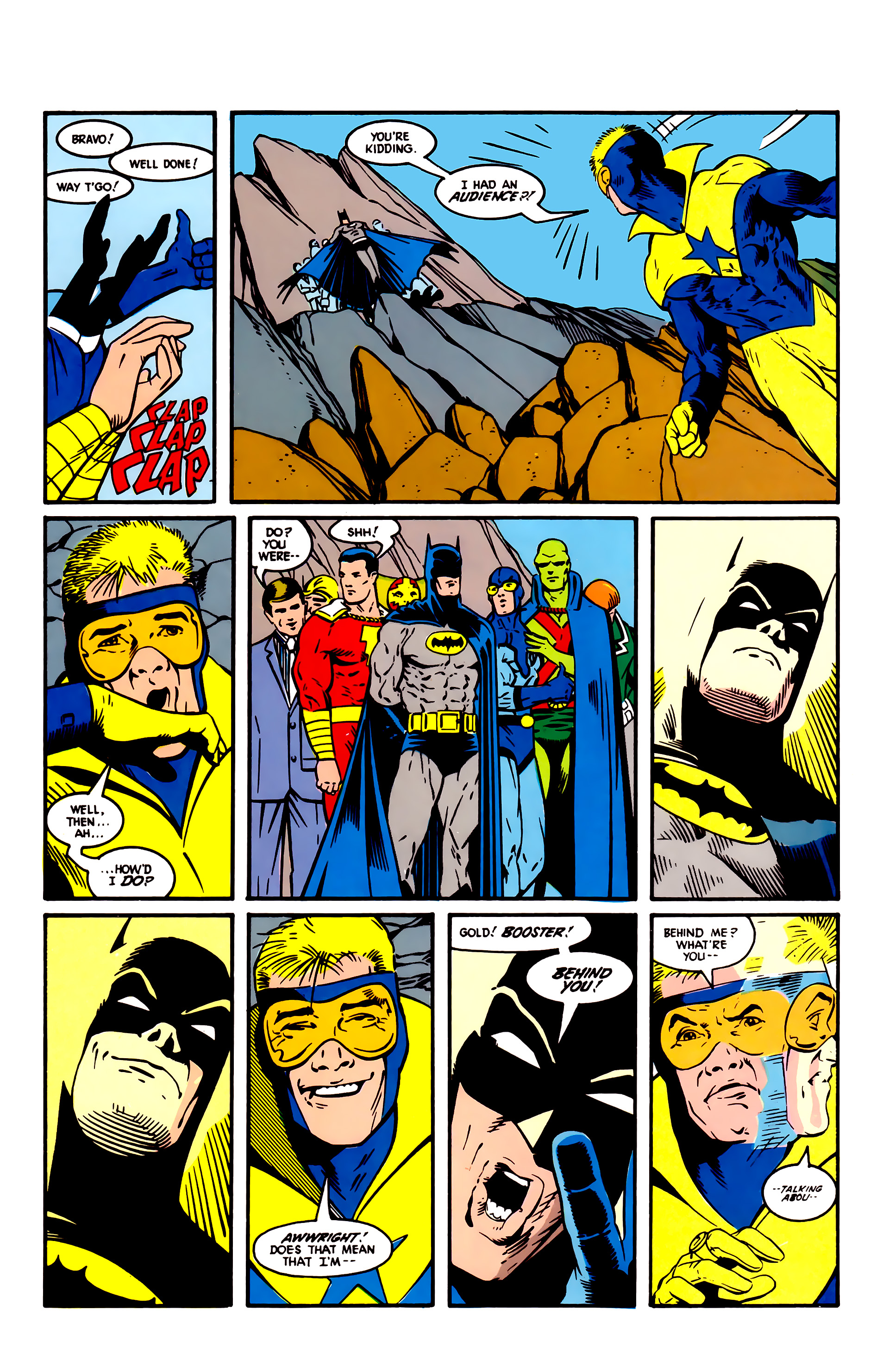 Read online Justice League (1987) comic -  Issue #4 - 15