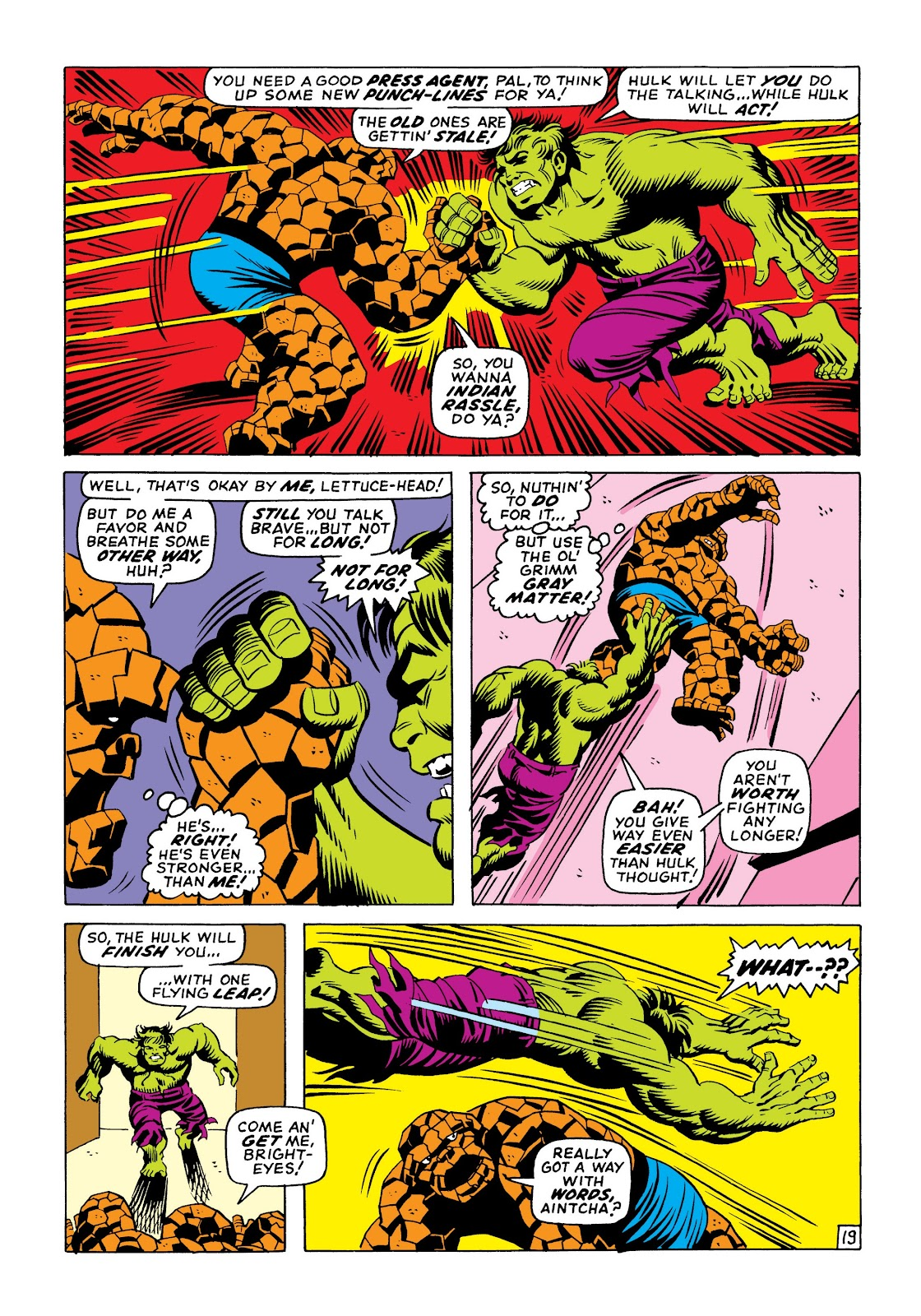 Read online Marvel Masterworks: The Incredible Hulk comic -  Issue # TPB 6 (Part 1) - 28