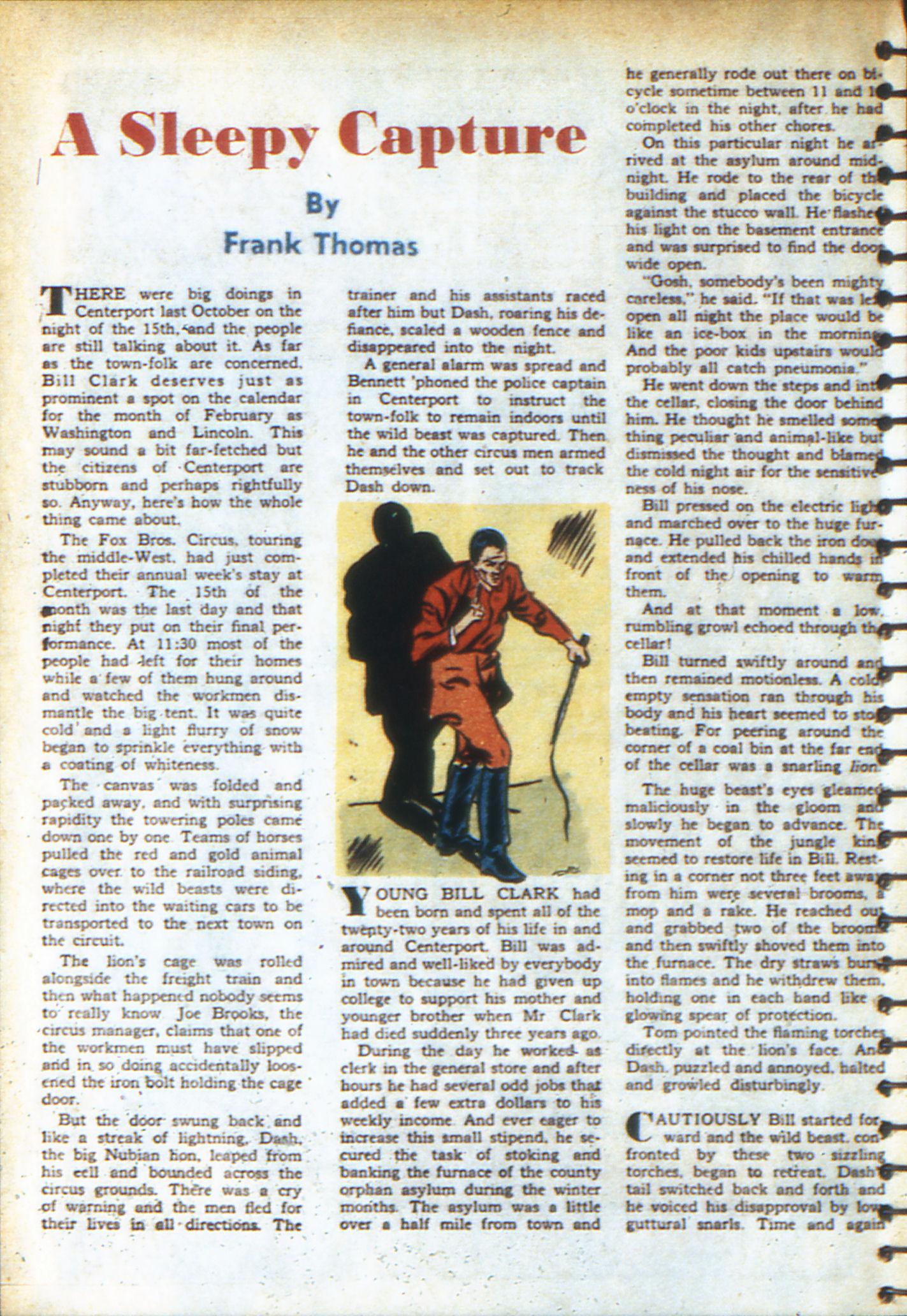 Read online Adventure Comics (1938) comic -  Issue #49 - 42