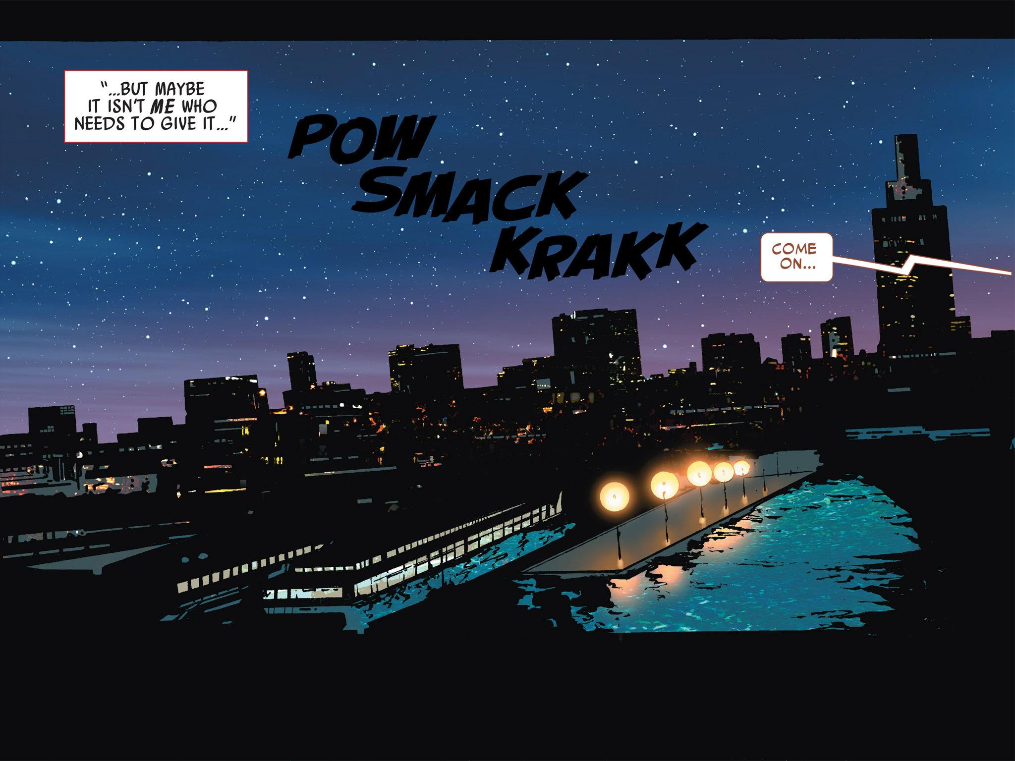 Read online Ultimate Spider-Man (Infinite Comics) (2016) comic -  Issue #4 - 33