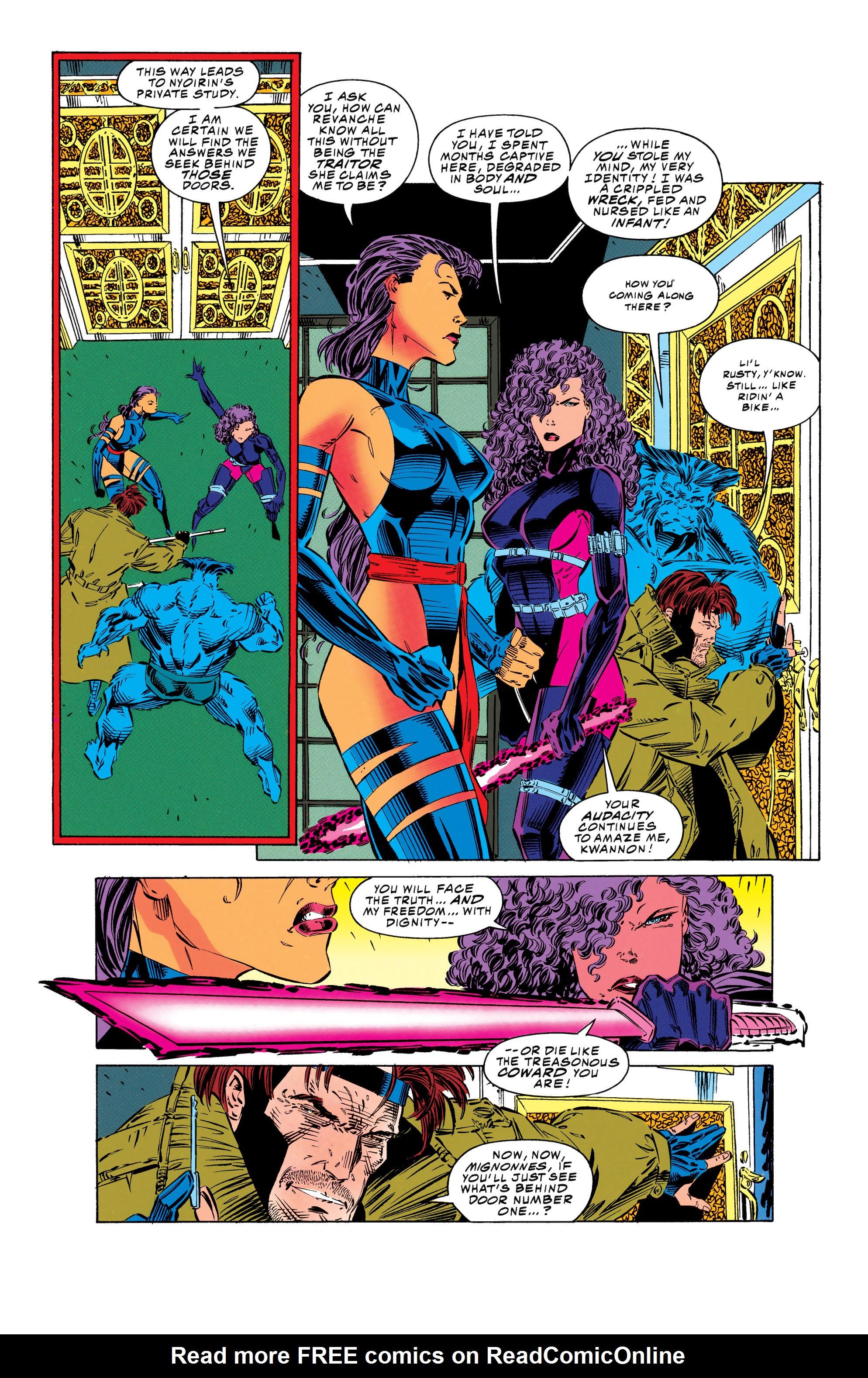 X-Men (1991) 21 Page 17