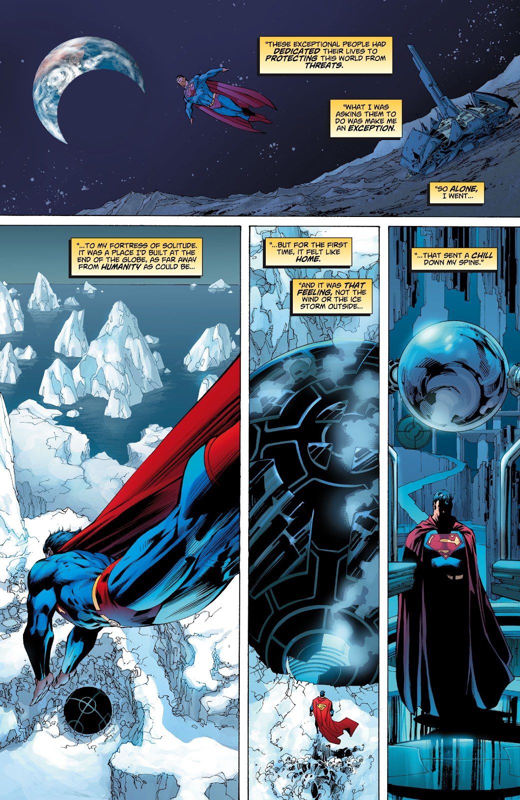 Read online Superman: For Tomorrow comic -  Issue # TPB (Part 2) - 23