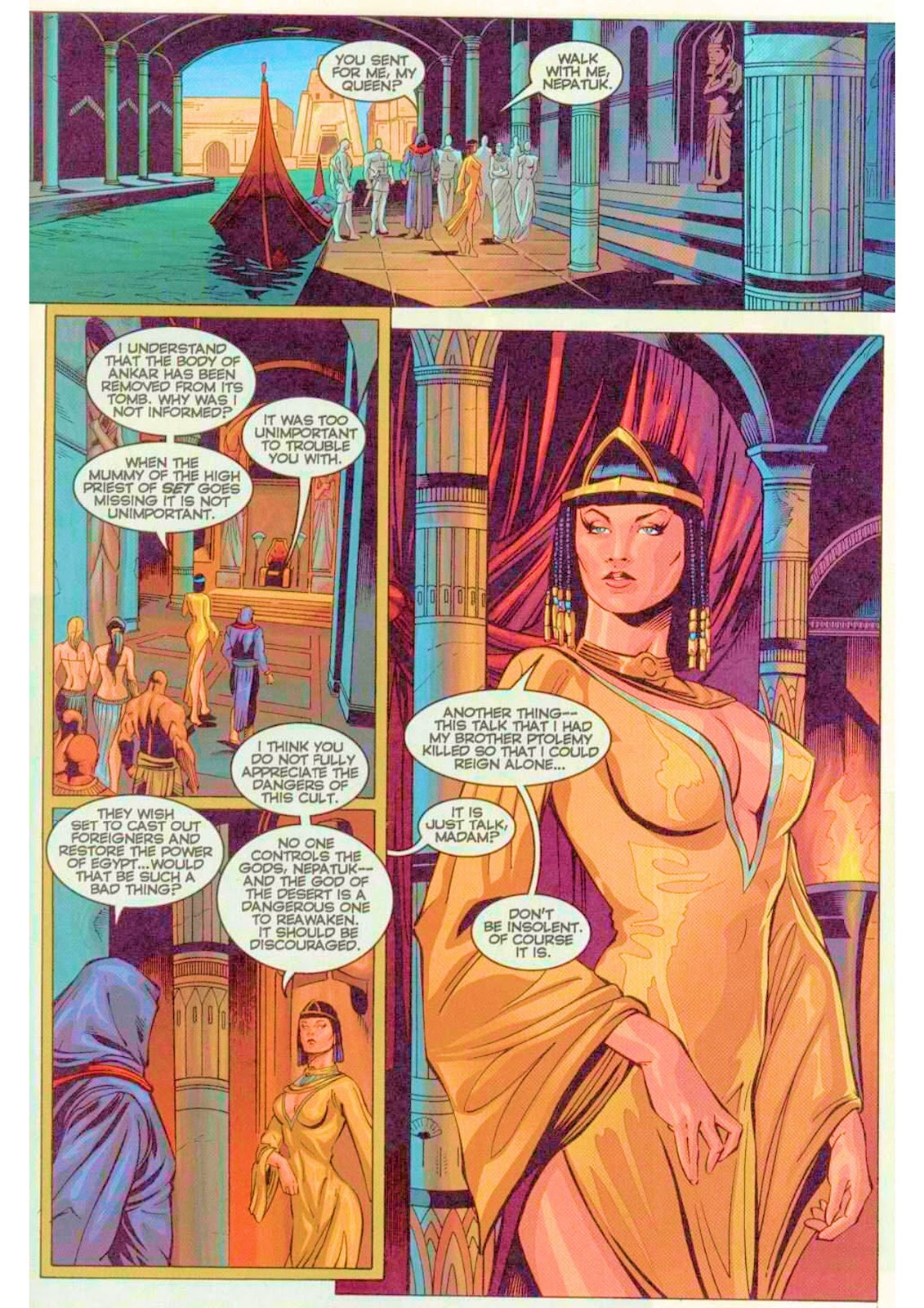 Xena: Warrior Princess (1999) Issue #5 #5 - English 13