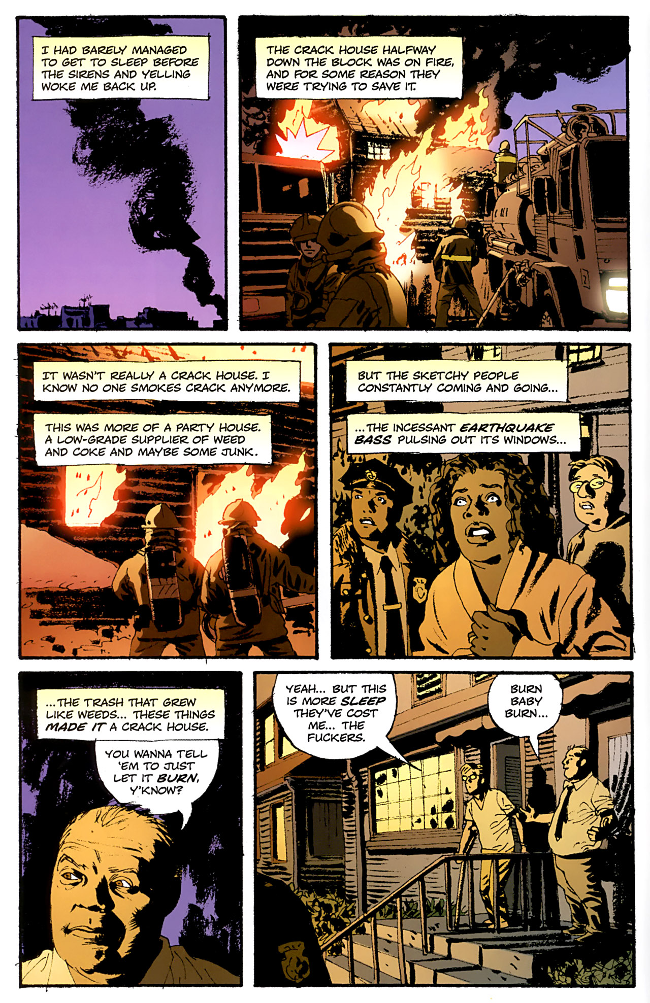 Read online Criminal (2008) comic -  Issue #4 - 4
