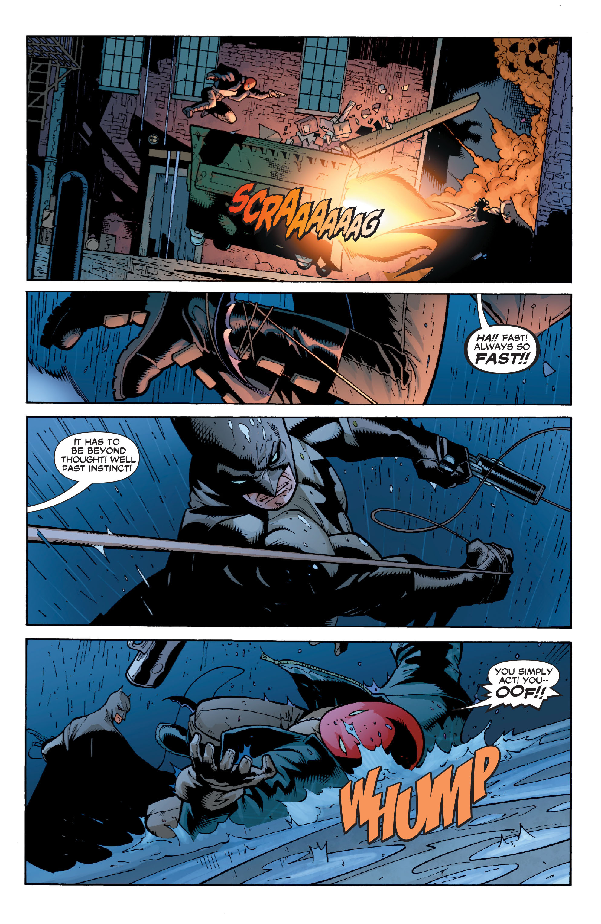 Read online Batman: Under The Red Hood comic -  Issue # Full - 160