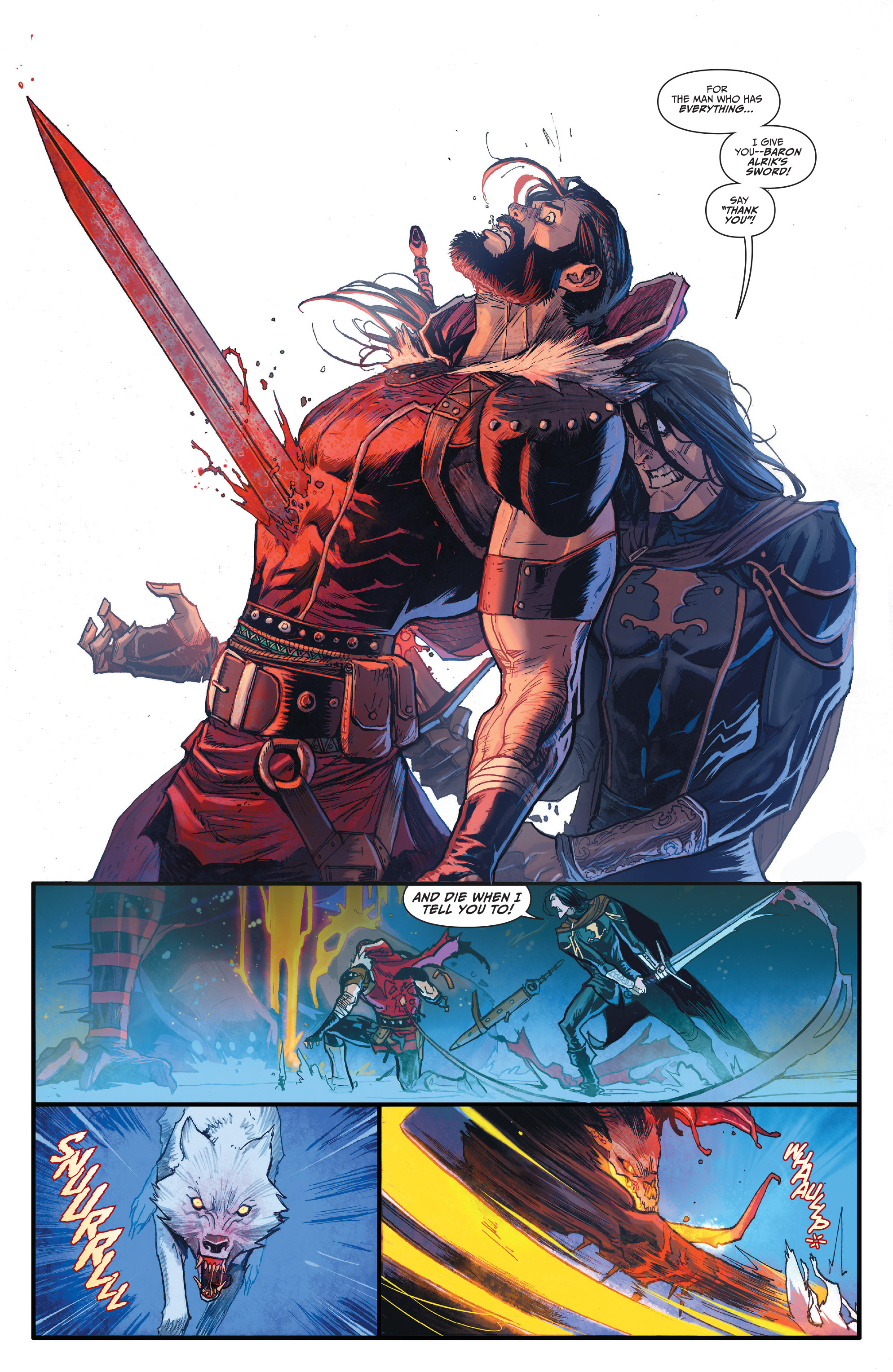 Read online Klaus comic -  Issue #7 - 15