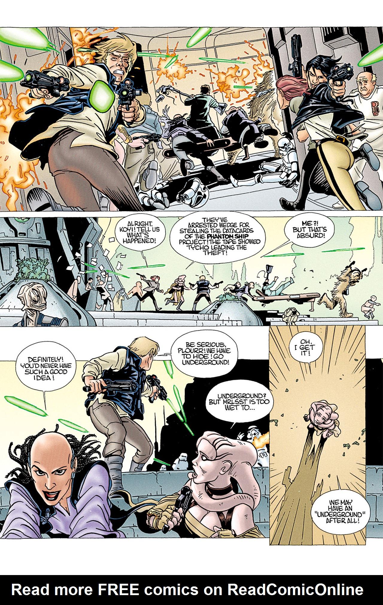Read online Star Wars Omnibus comic -  Issue # Vol. 1 - 227