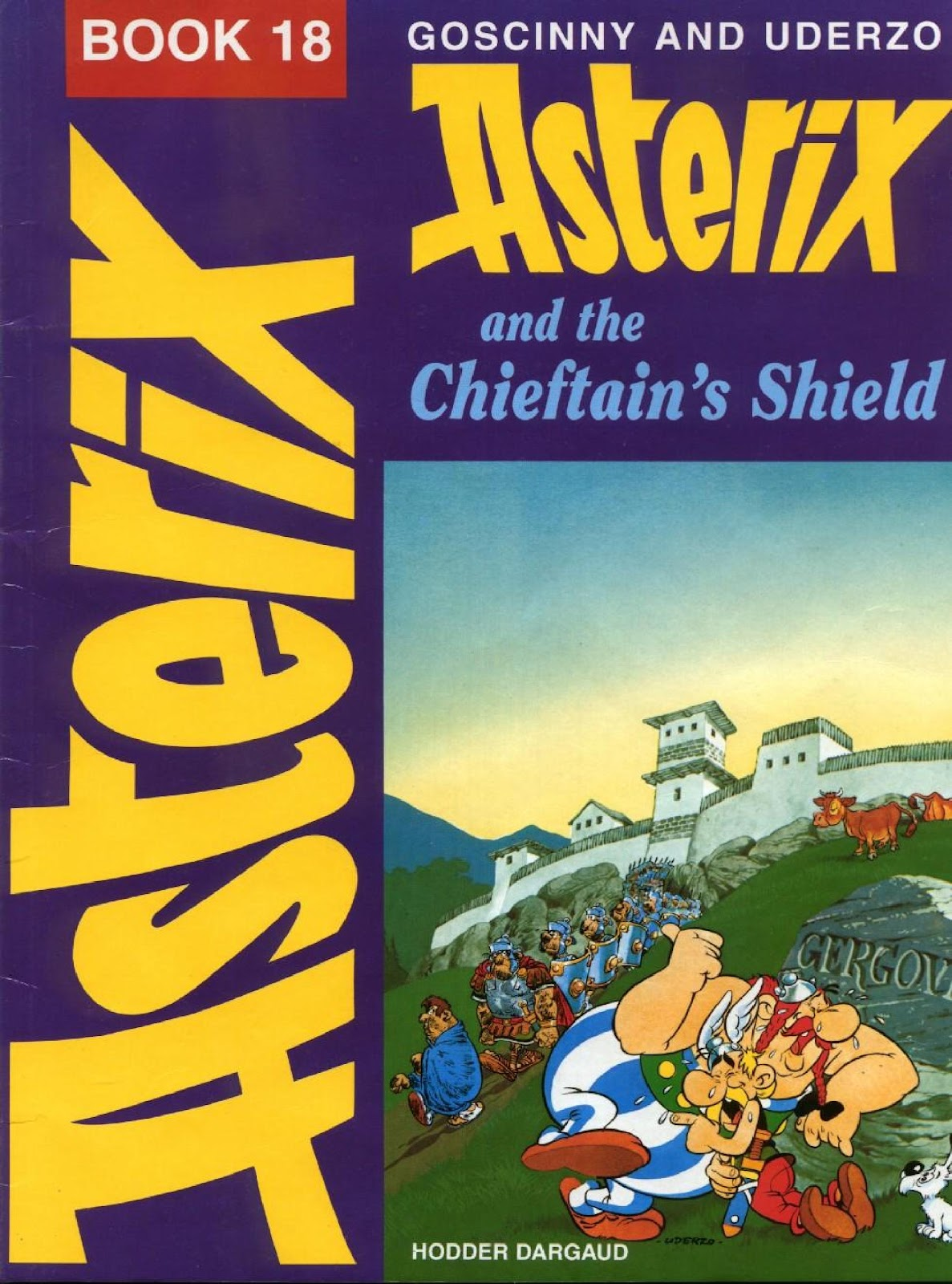 Asterix issue 11 - Page 1