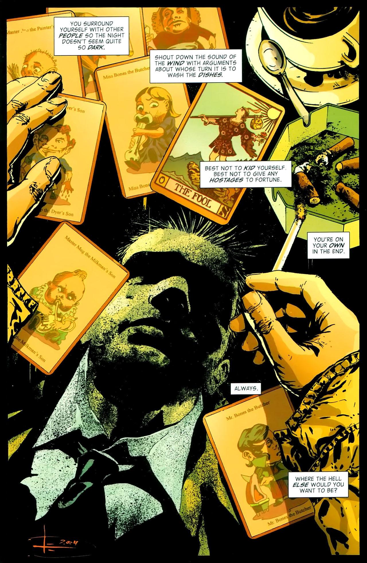 Read online John Constantine Hellblazer: All His Engines comic -  Issue # Full - 117