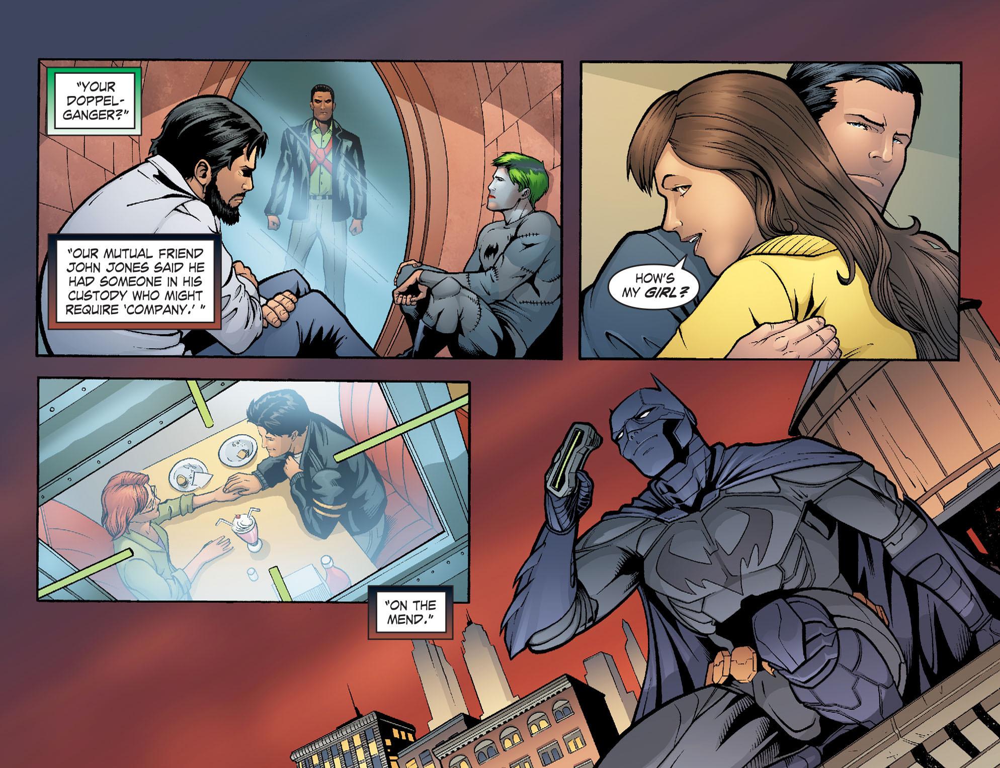 Read online Smallville: Alien comic -  Issue #12 - 15