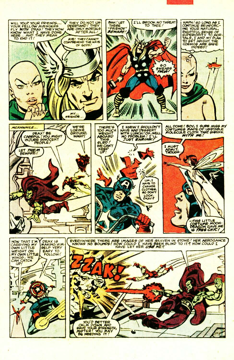 The Avengers (1963) 220 Page 10