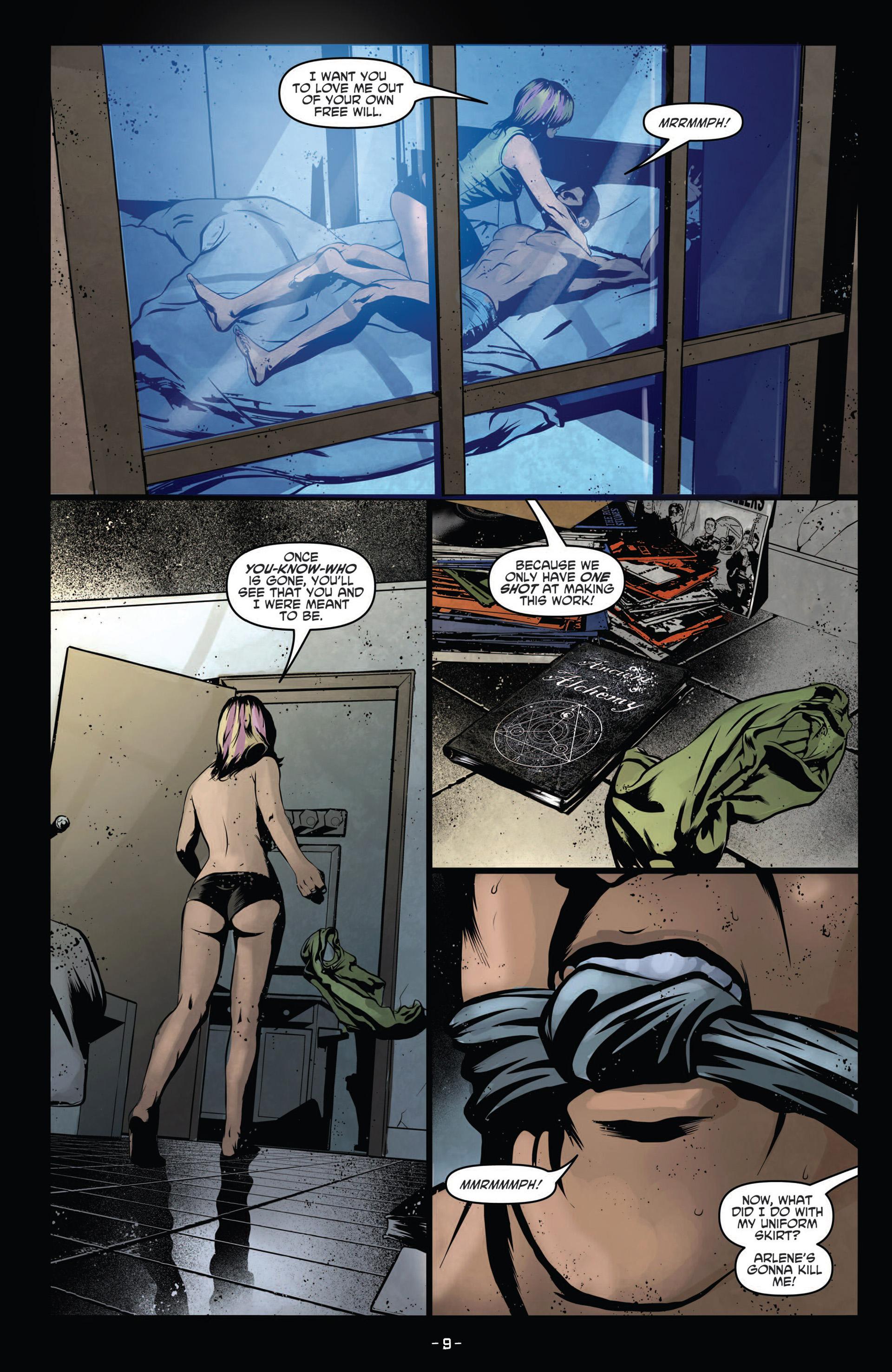 Read online True Blood (2012) comic -  Issue #12 - 11