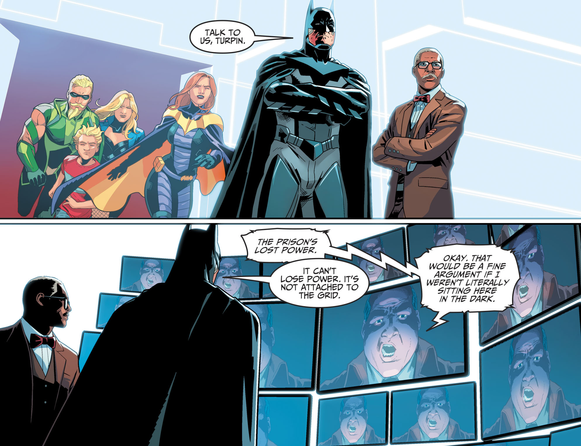 Read online Injustice 2 comic -  Issue #4 - 20
