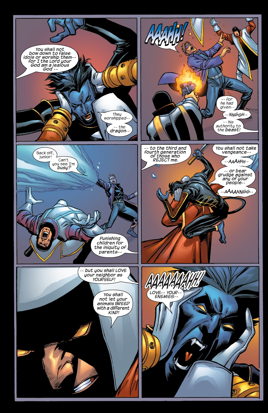 Read online X-Men: Unstoppable comic -  Issue # TPB (Part 4) - 114