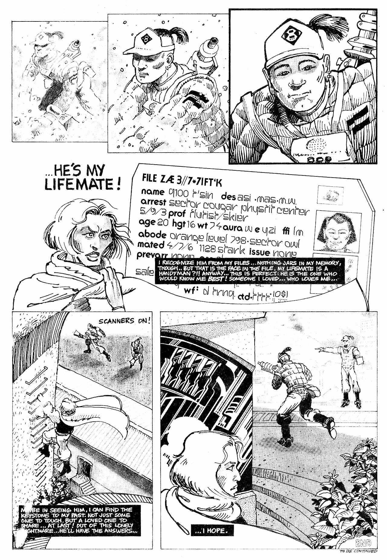 Read online Star*Reach comic -  Issue #14 - 27