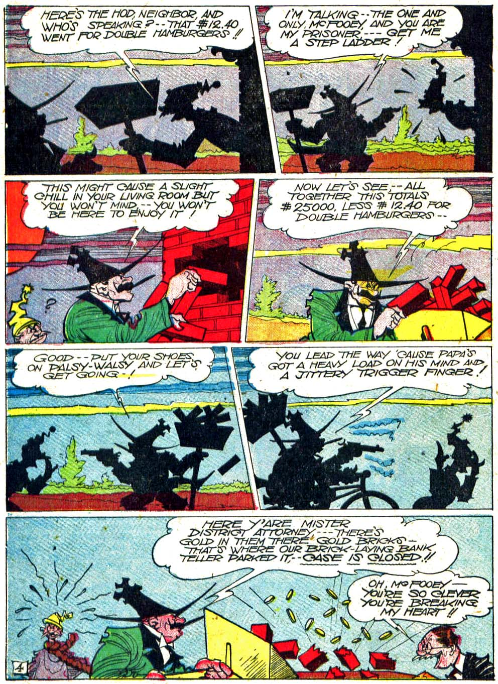 Star Spangled Comics (1941) issue 27 - Page 30