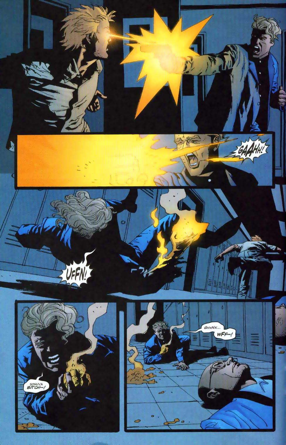 Wildcats (1999) Issue #19 #20 - English 12