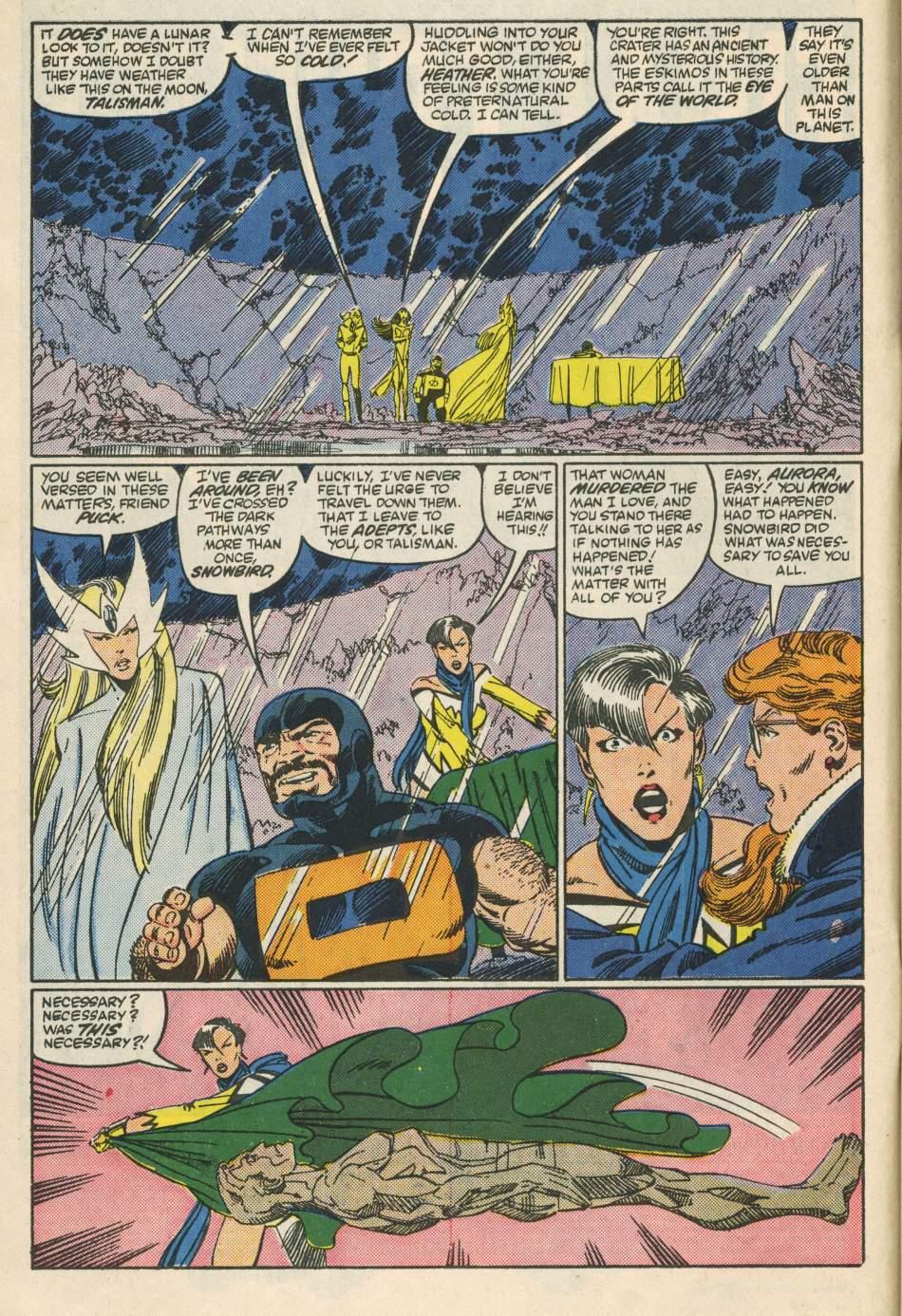 Read online Alpha Flight (1983) comic -  Issue #24 - 3