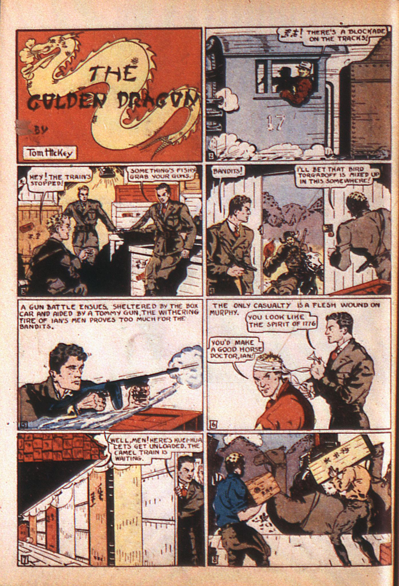 Read online Adventure Comics (1938) comic -  Issue #8 - 43